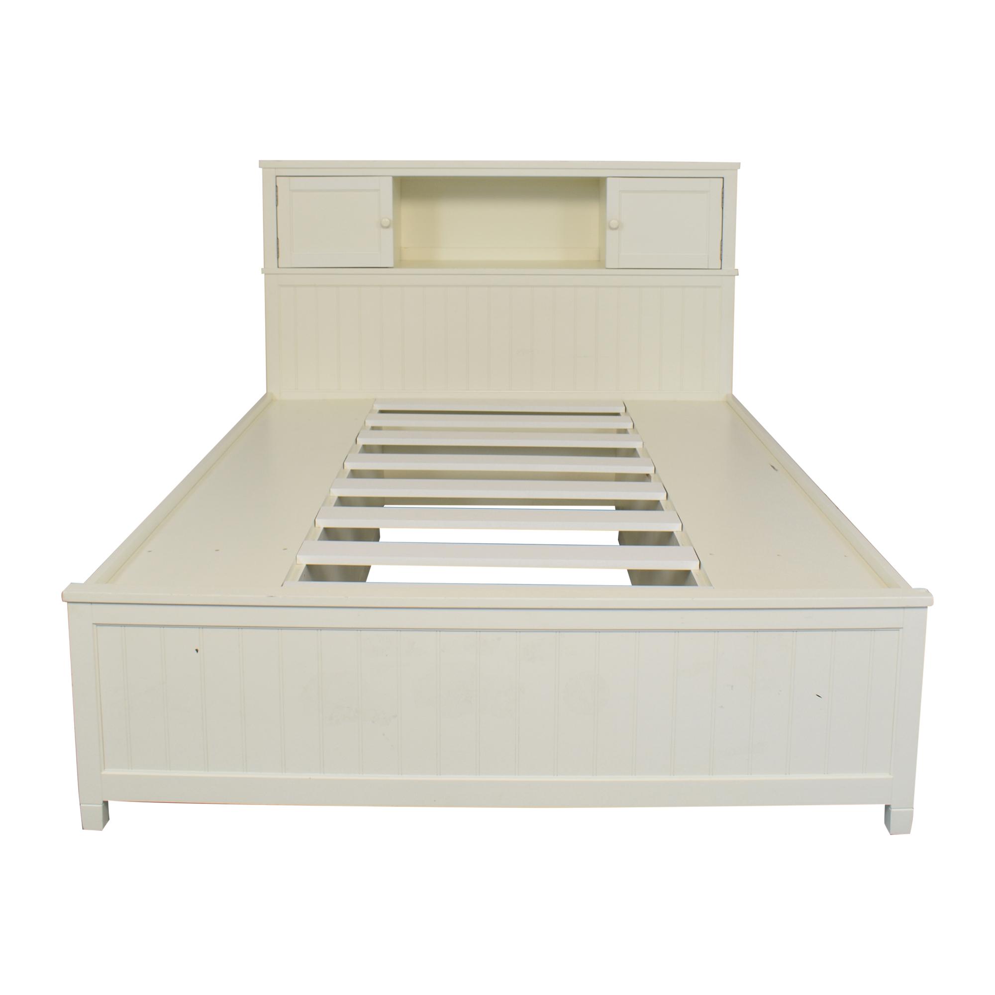 buy Pottery Barn Teen Queen Beadboard Storage Bed Pottery Barn Teen Beds