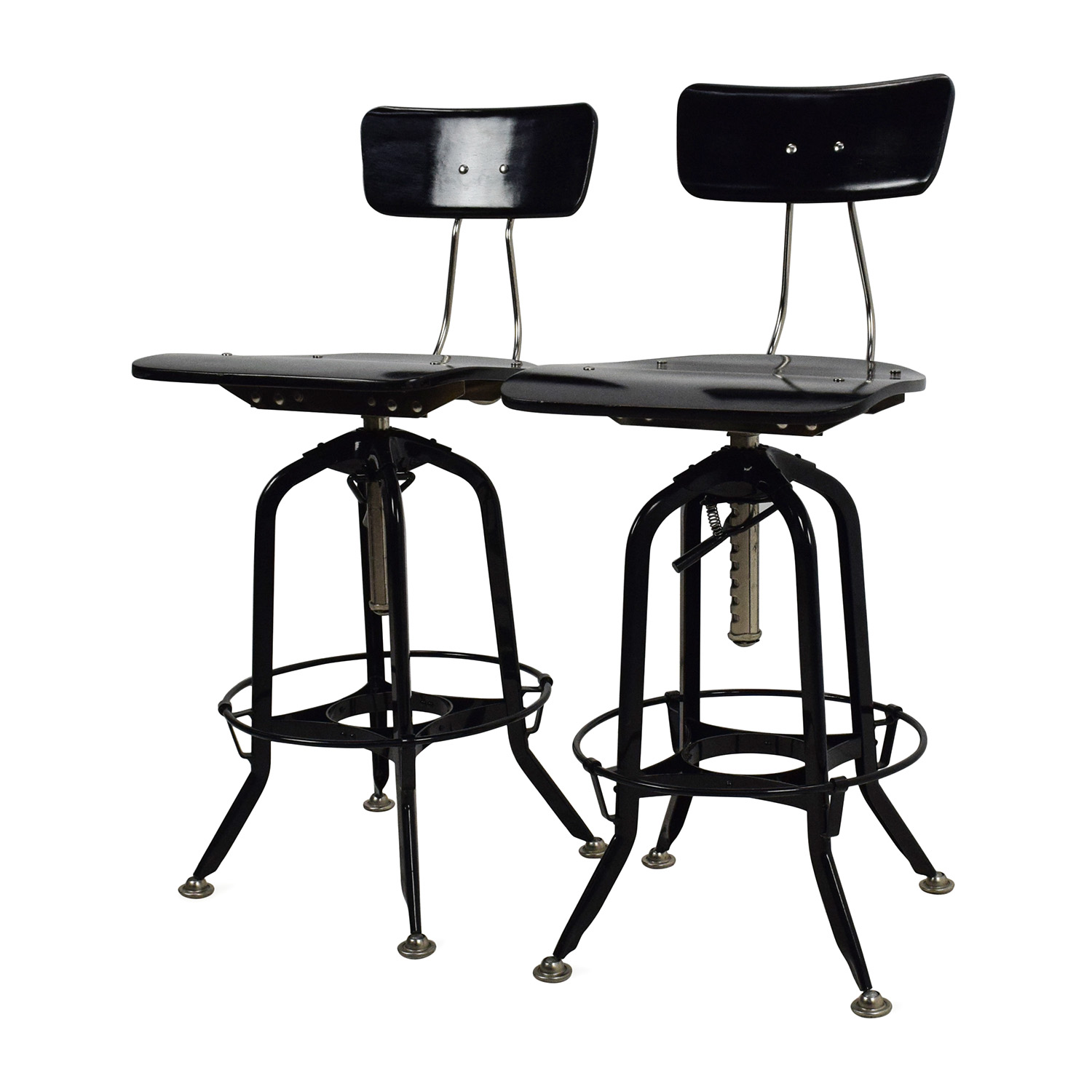 Vintage Toledo Bar Chair Chairs Model
