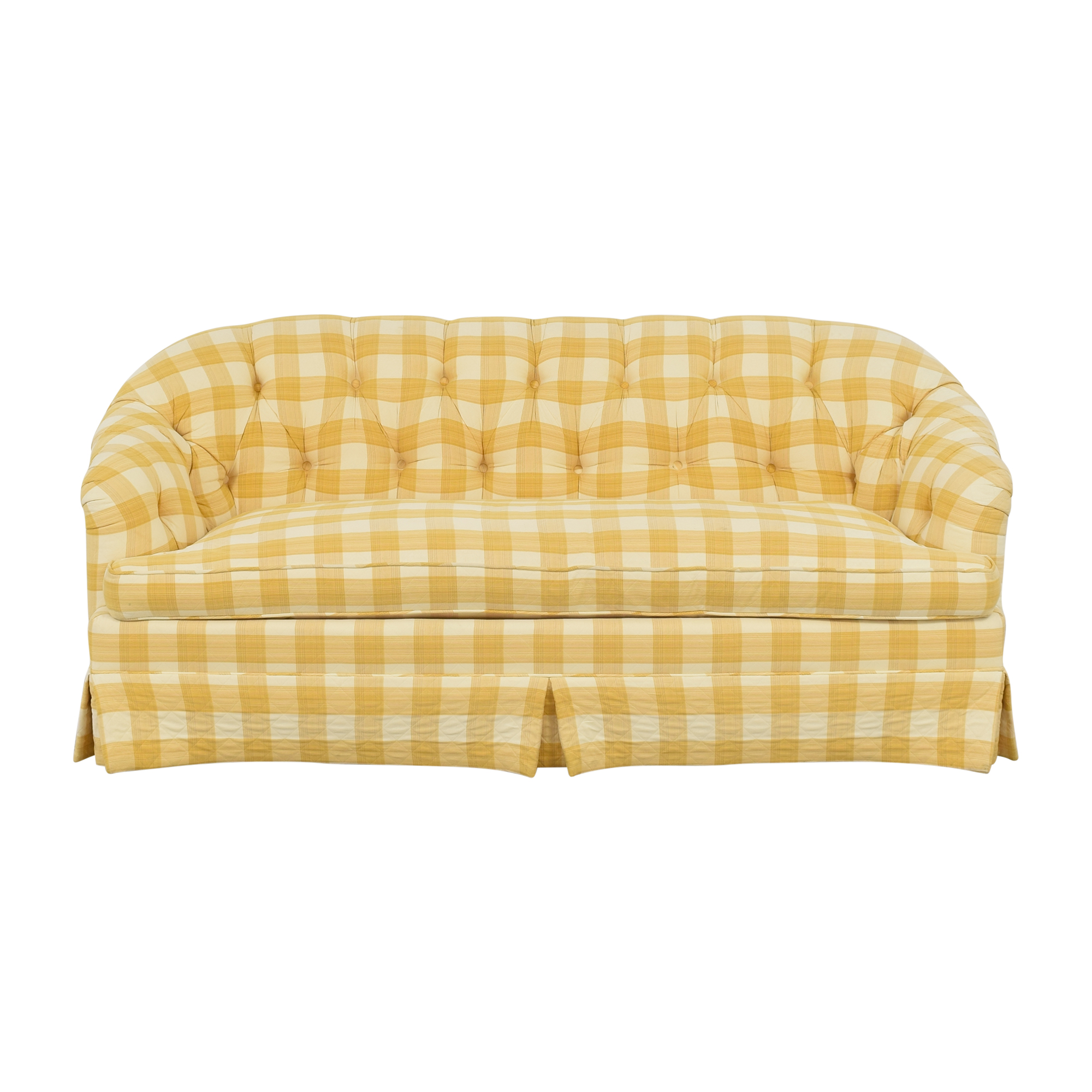 Charles Stewart Company Charles Stewart Company Chesterfield Sofa dimensions