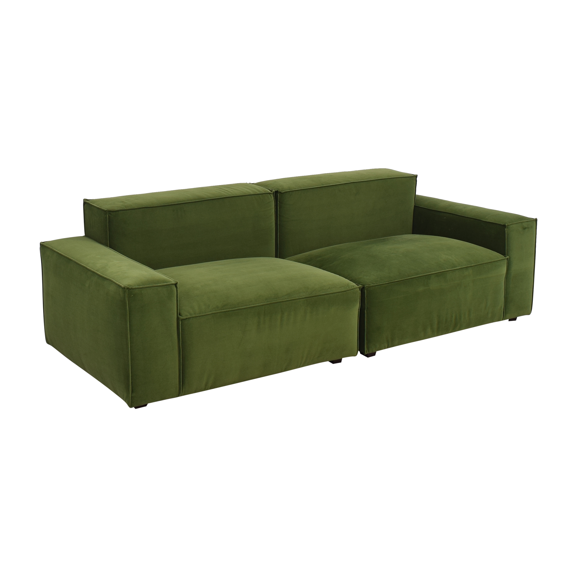 A.R.T. Furniture A.R.T. Raelyn Olafur Two Piece Modular Sectional Sofa on sale