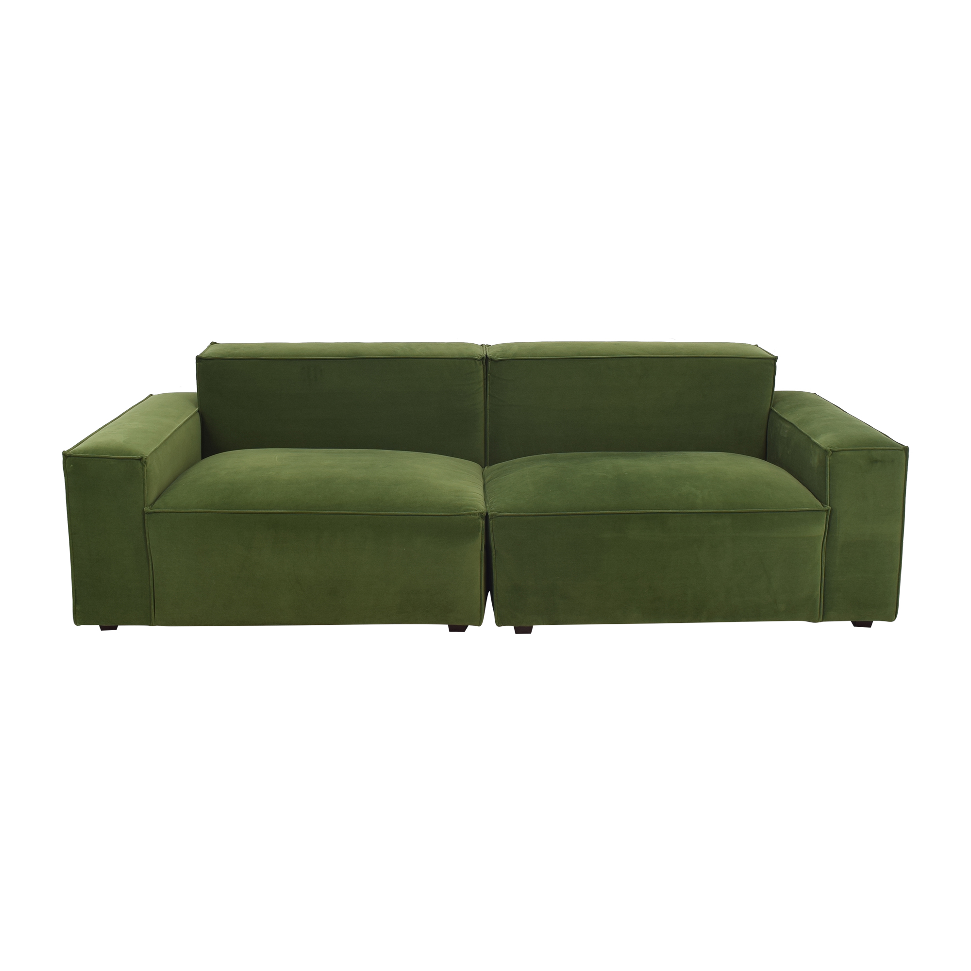A.R.T. Furniture A.R.T. Raelyn Olafur Two Piece Modular Sectional Sofa Sofas