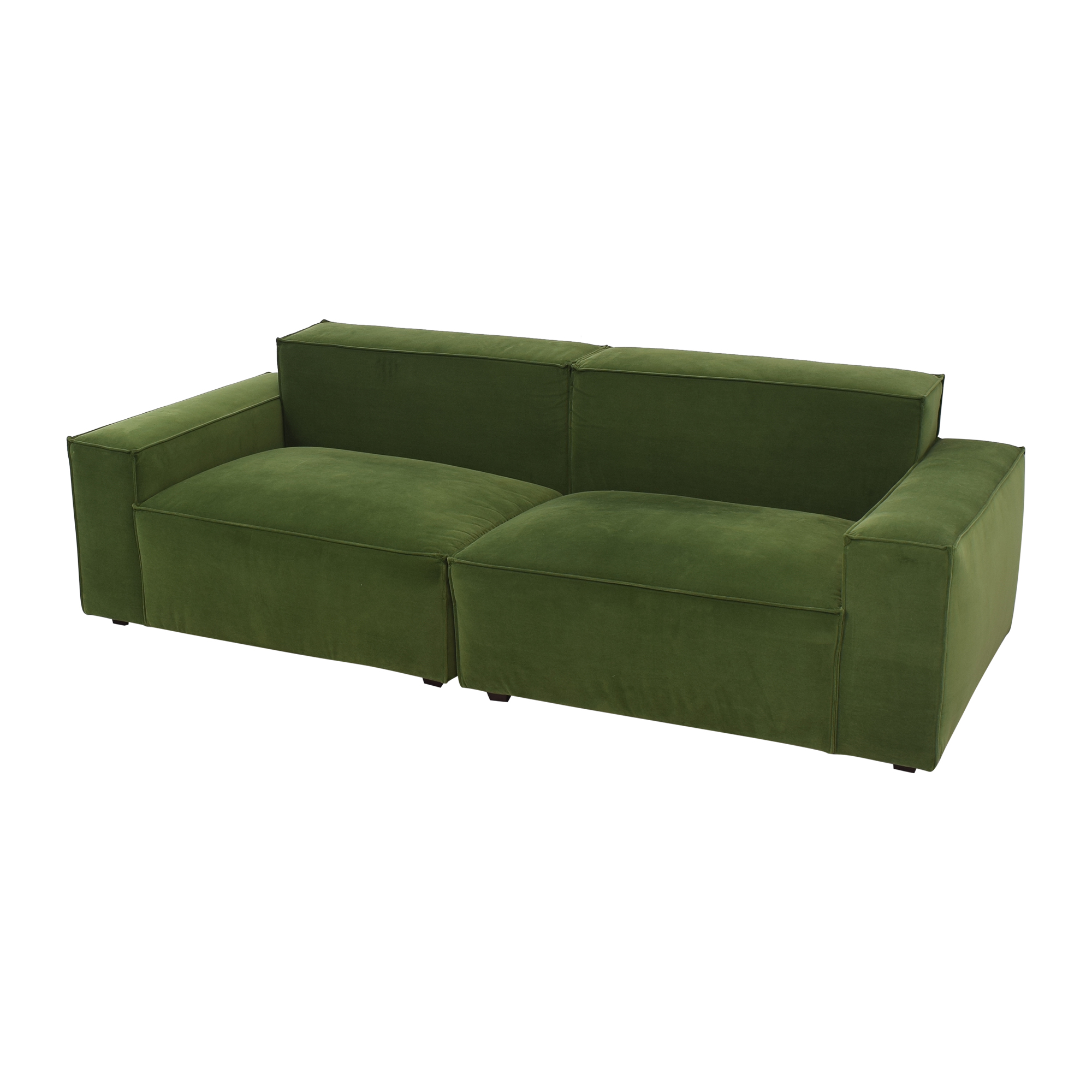 buy A.R.T. Raelyn Olafur Two Piece Modular Sectional Sofa A.R.T. Furniture Classic Sofas