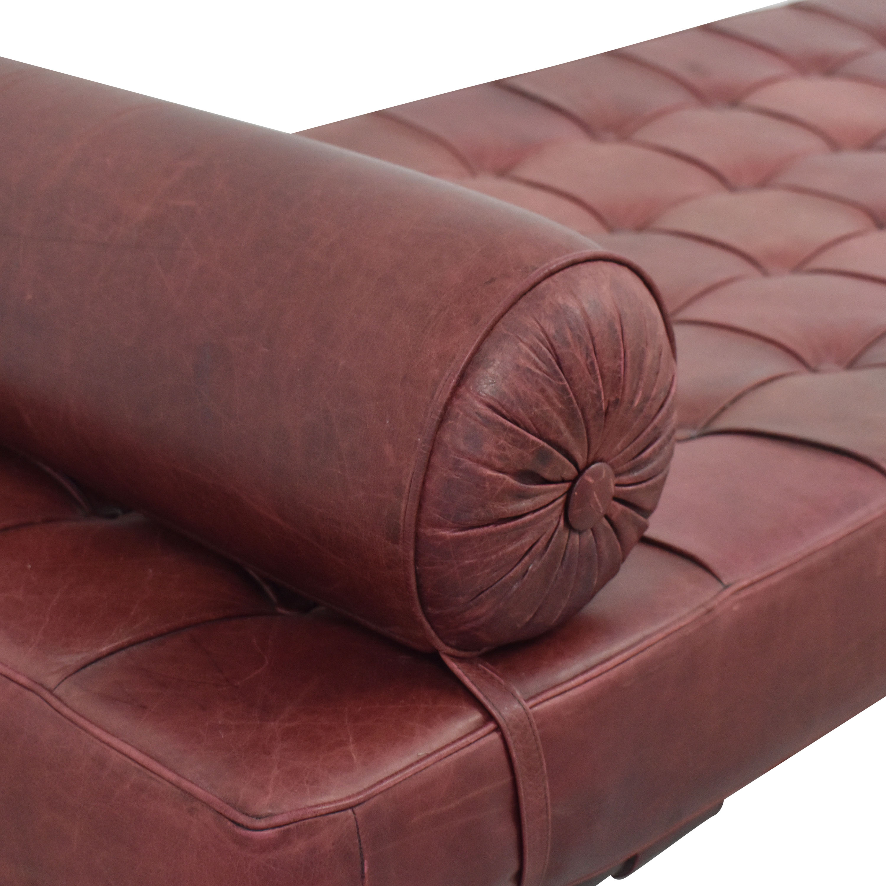 Mid Century Day Bed Chaise / Sofas