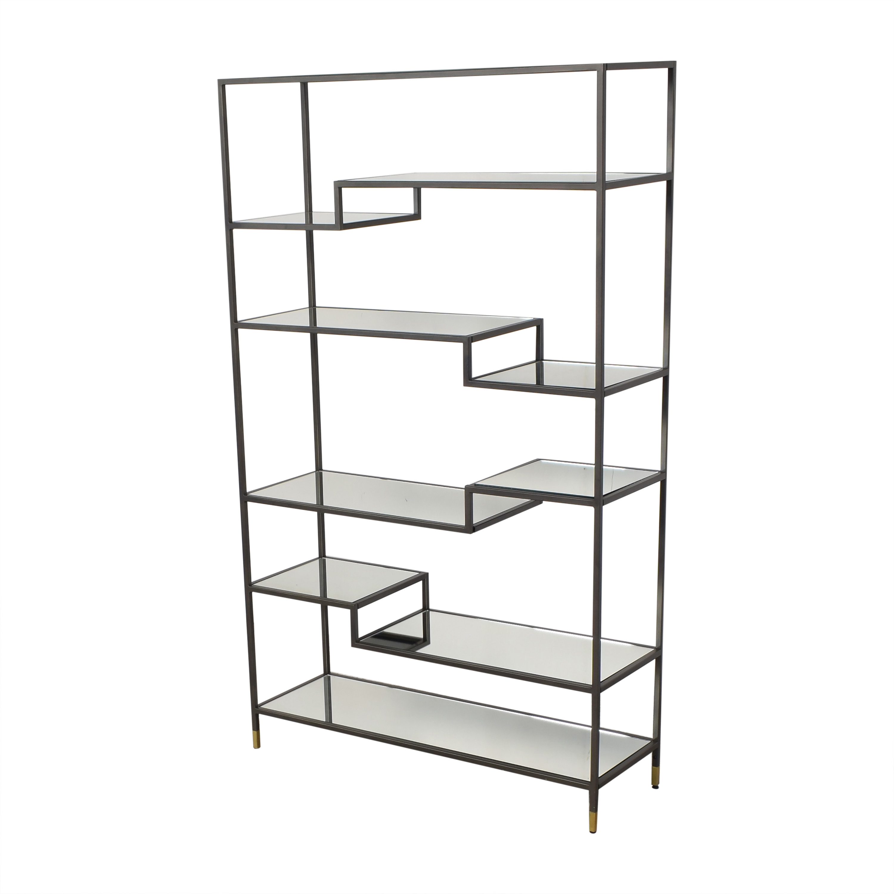 West Elm West Elm Tiered Tower Bookshelf Storage