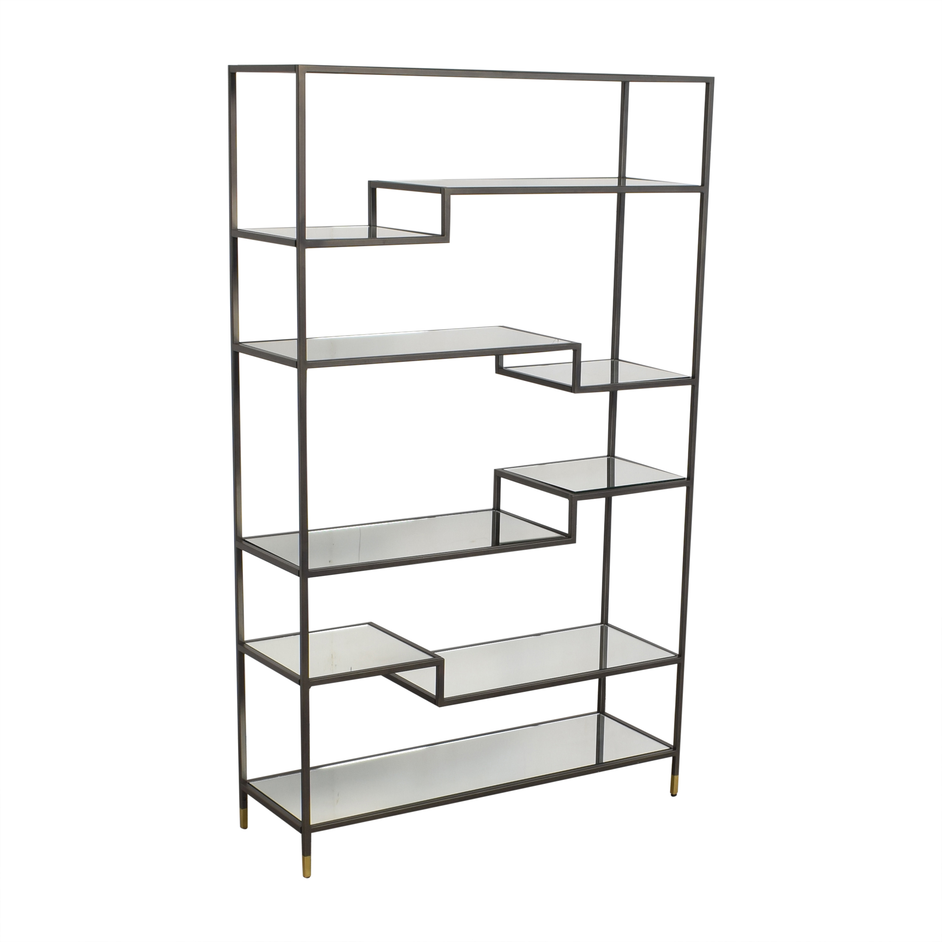 West Elm West Elm Tiered Tower Bookshelf nj
