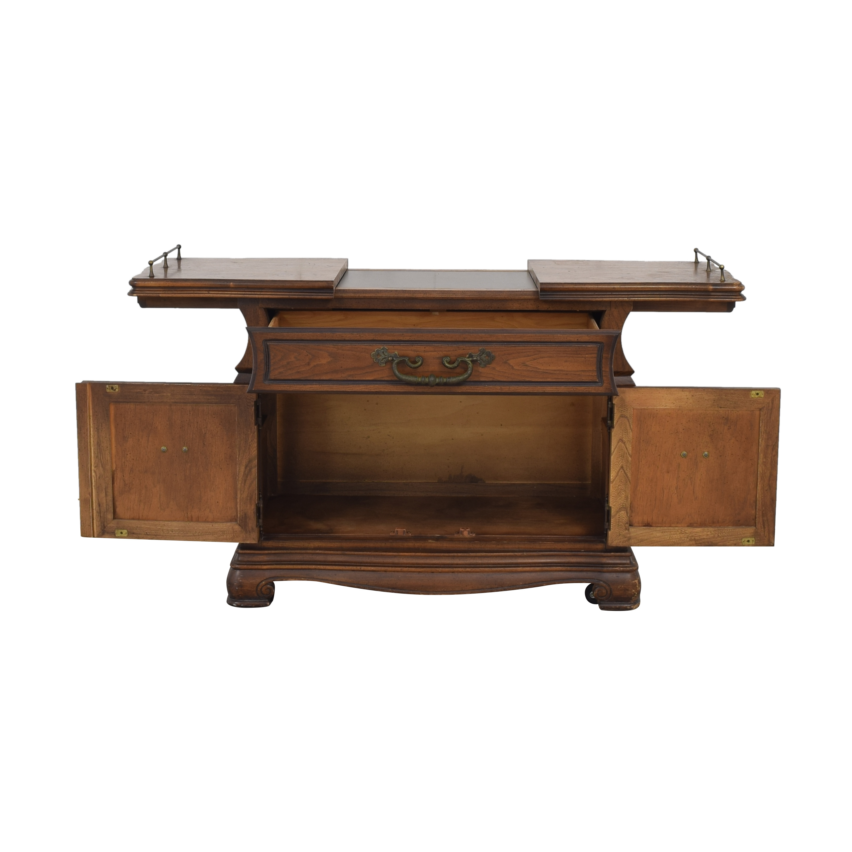 shop Vanleigh Expandable Bar Tabl Vanleigh Furniture Tables
