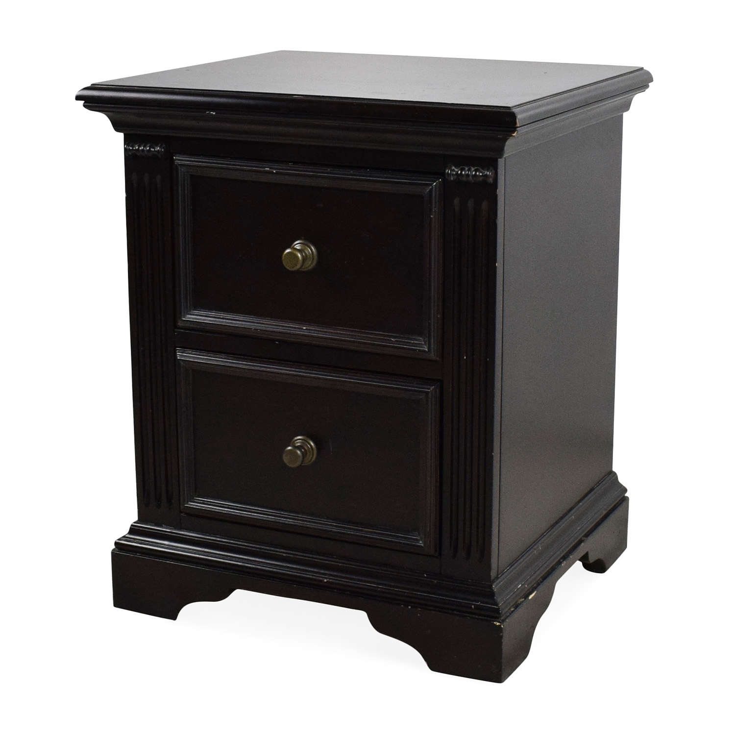 shop Pulaski Solid Wood Nightstand Pulaski Furniture Tables