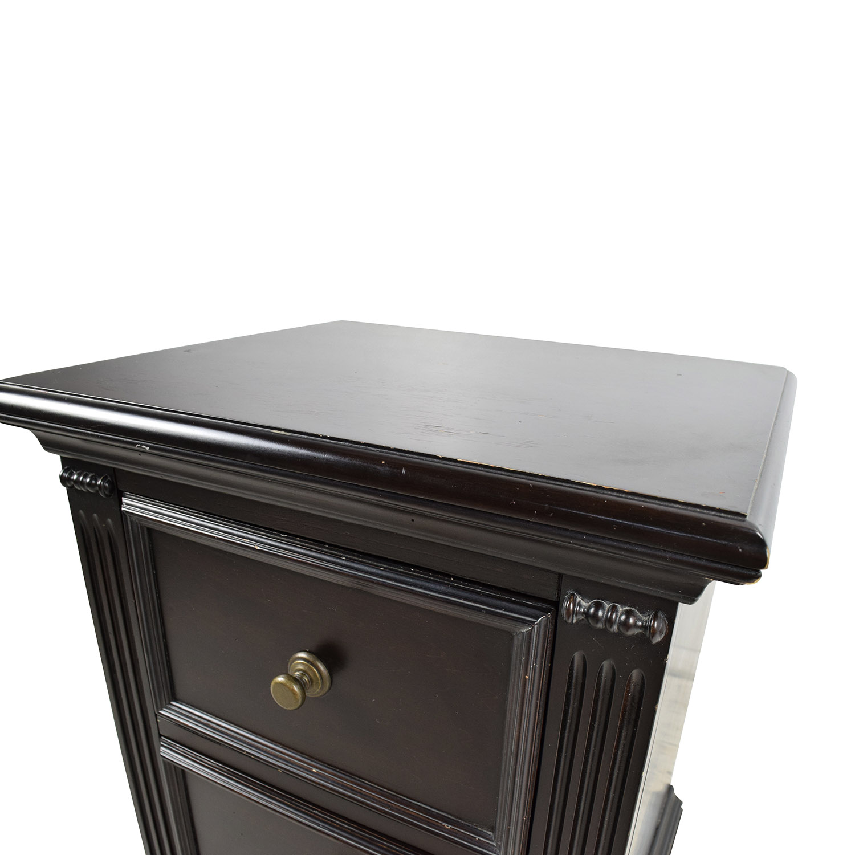 Pulaski Solid Wood Nightstand Pulaski Furniture