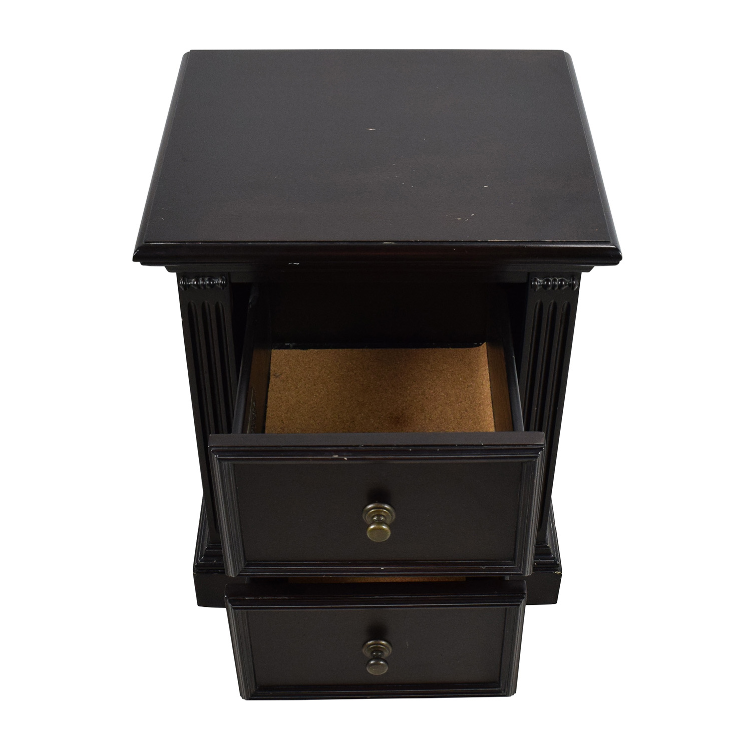 shop Pulaski Solid Wood Nightstand Pulaski Furniture