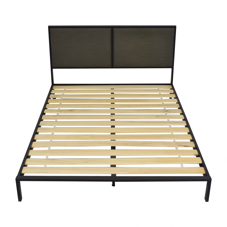 Crate & Barrel Crate & Barrel Oliver Queen Bed on sale