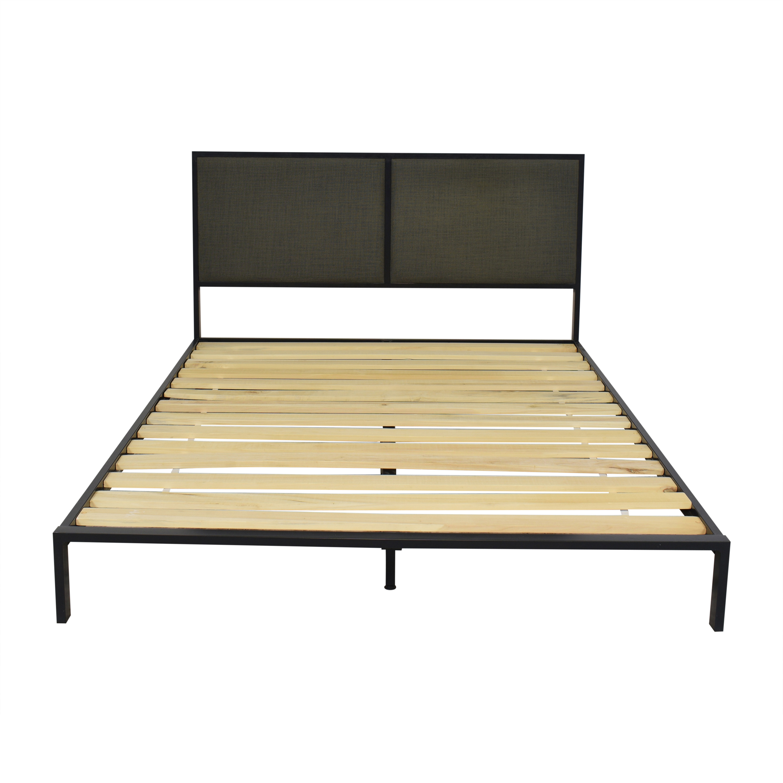 Crate & Barrel Crate & Barrel Oliver Queen Bed