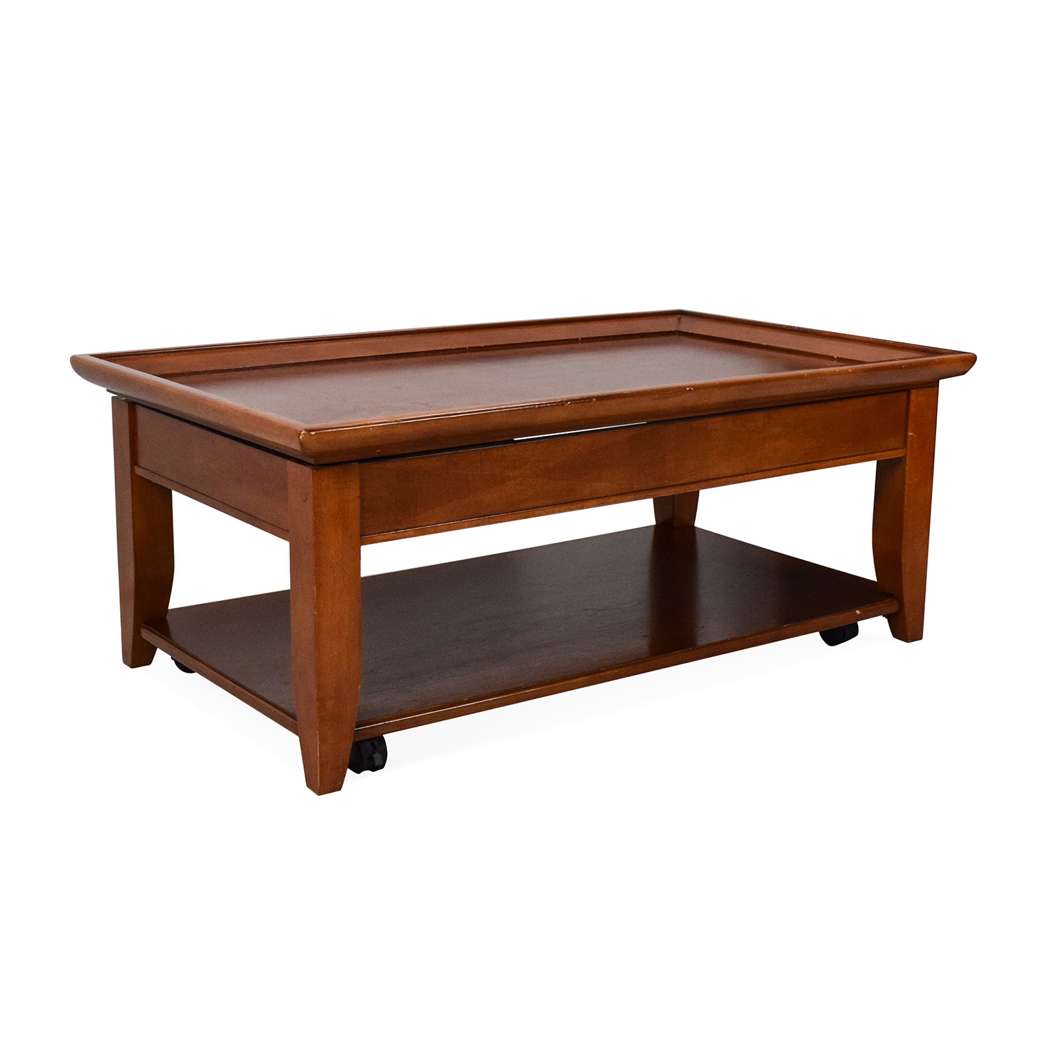 Vine lane sofa table sofa the honoroak for Sofa coffee table