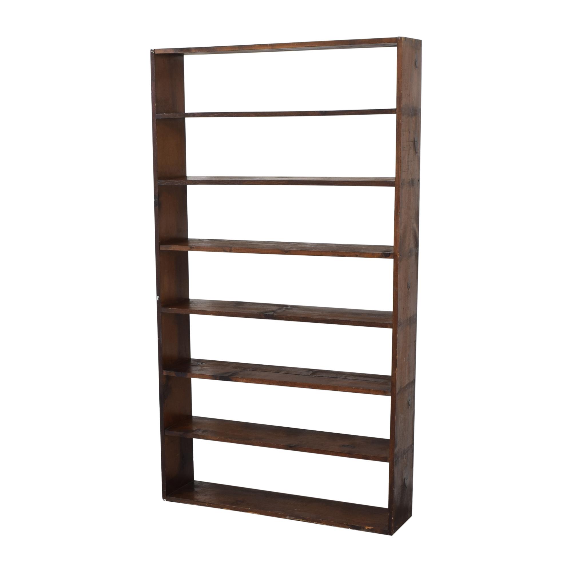 Open Shelf Bookcase pa