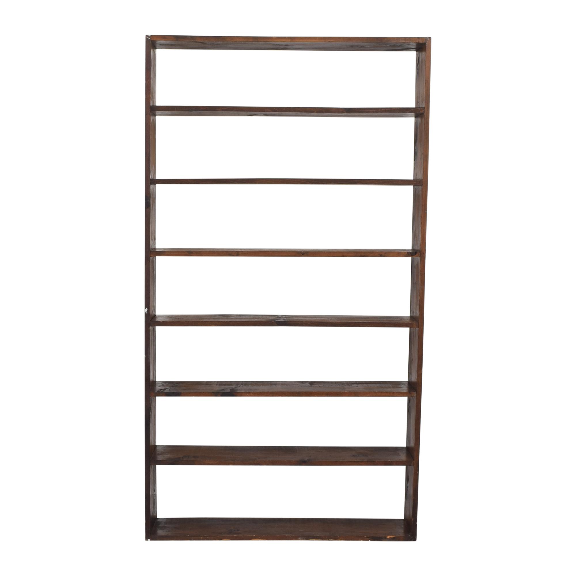Open Shelf Bookcase sale