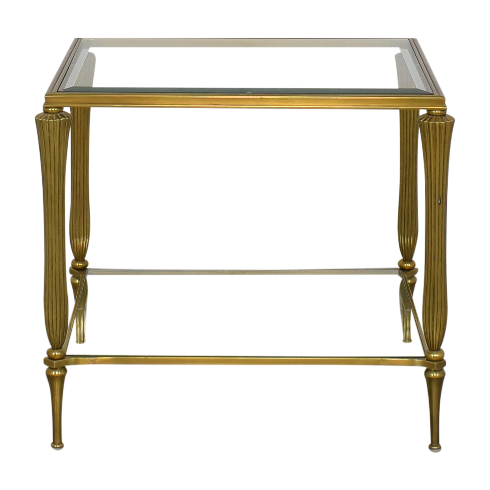buy Ethan Allen Ethan Allen Rectangle End Table online