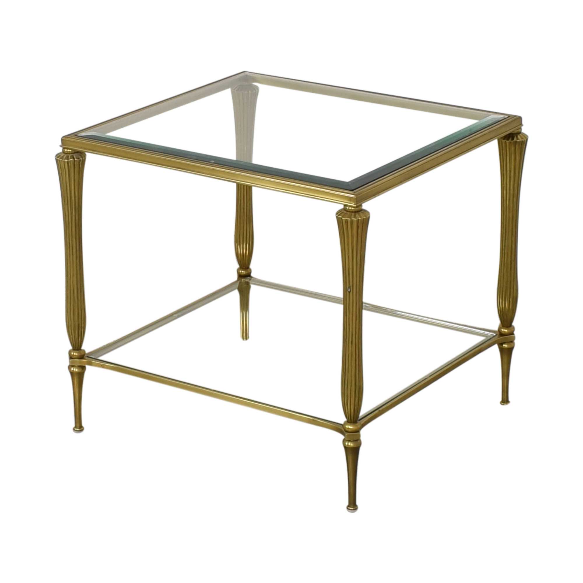 buy Ethan Allen Rectangle End Table Ethan Allen