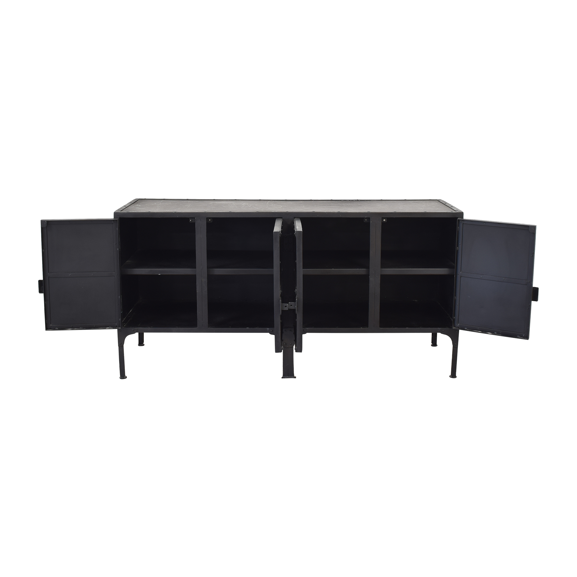 shop Restoration Hardware Restoration Hardware Industrial Tool Chest Sideboard online