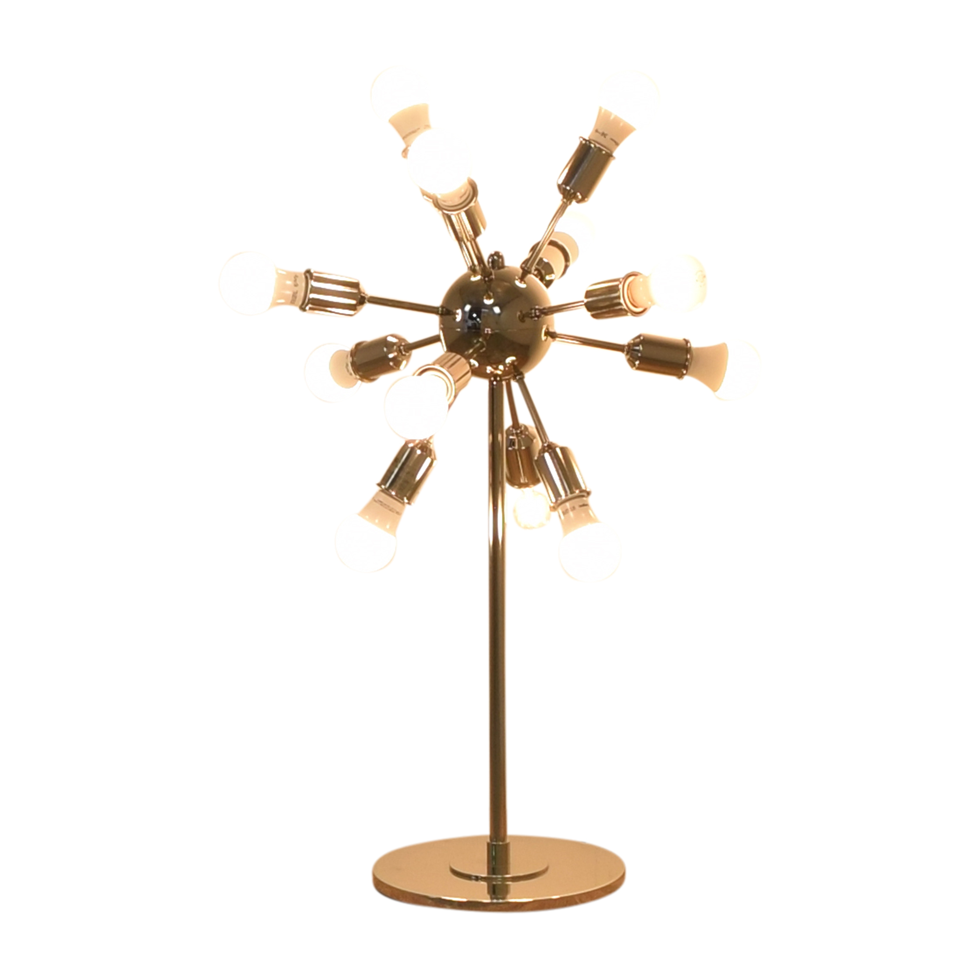 Restoration Hardware Restoration Hardware Sputnik Table Lamp second hand