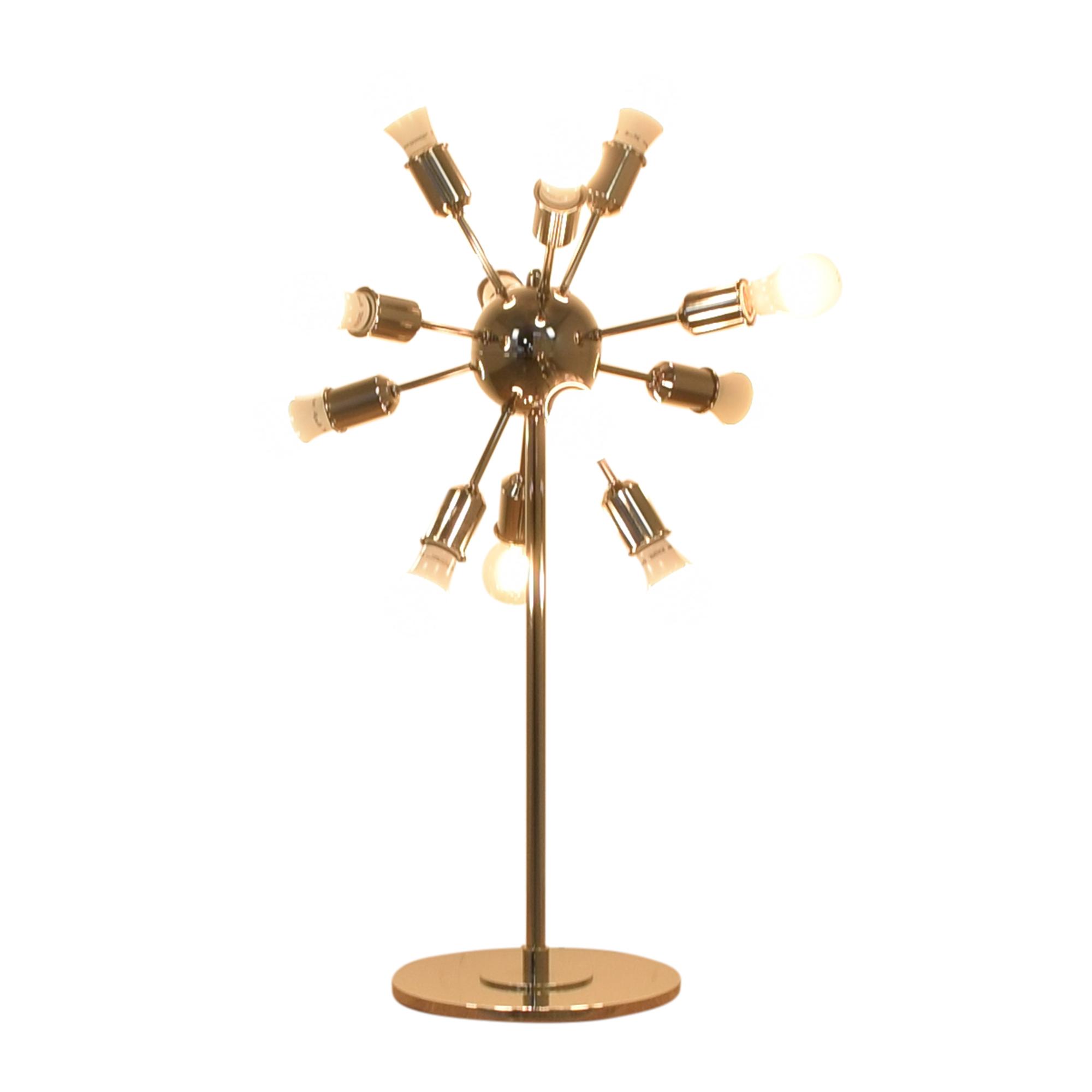 Restoration Hardware Restoration Hardware Sputnik Table Lamp ma