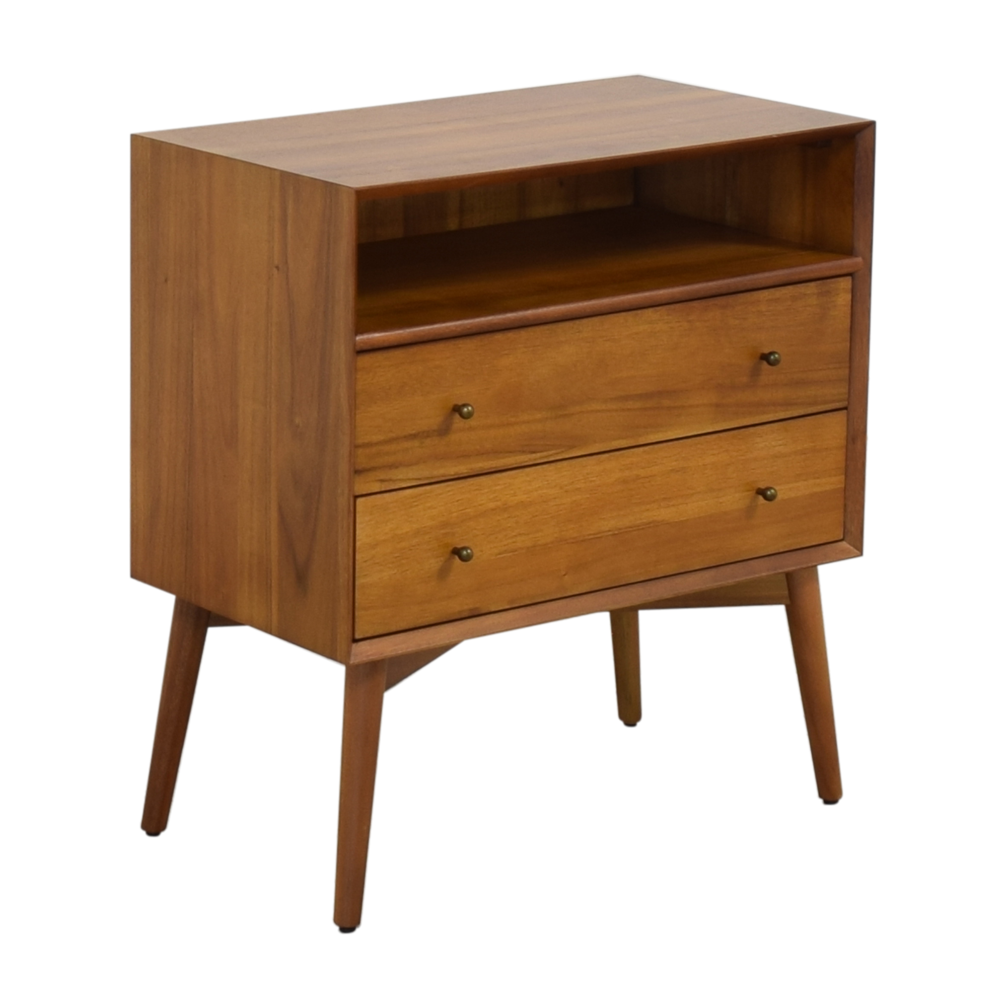 West Elm West Elm Mid Century Grand Night Stand discount