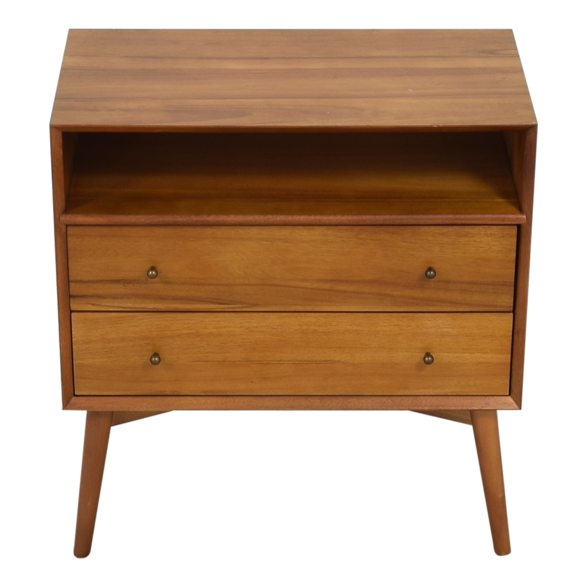West Elm West Elm Mid Century Grand Night Stand second hand