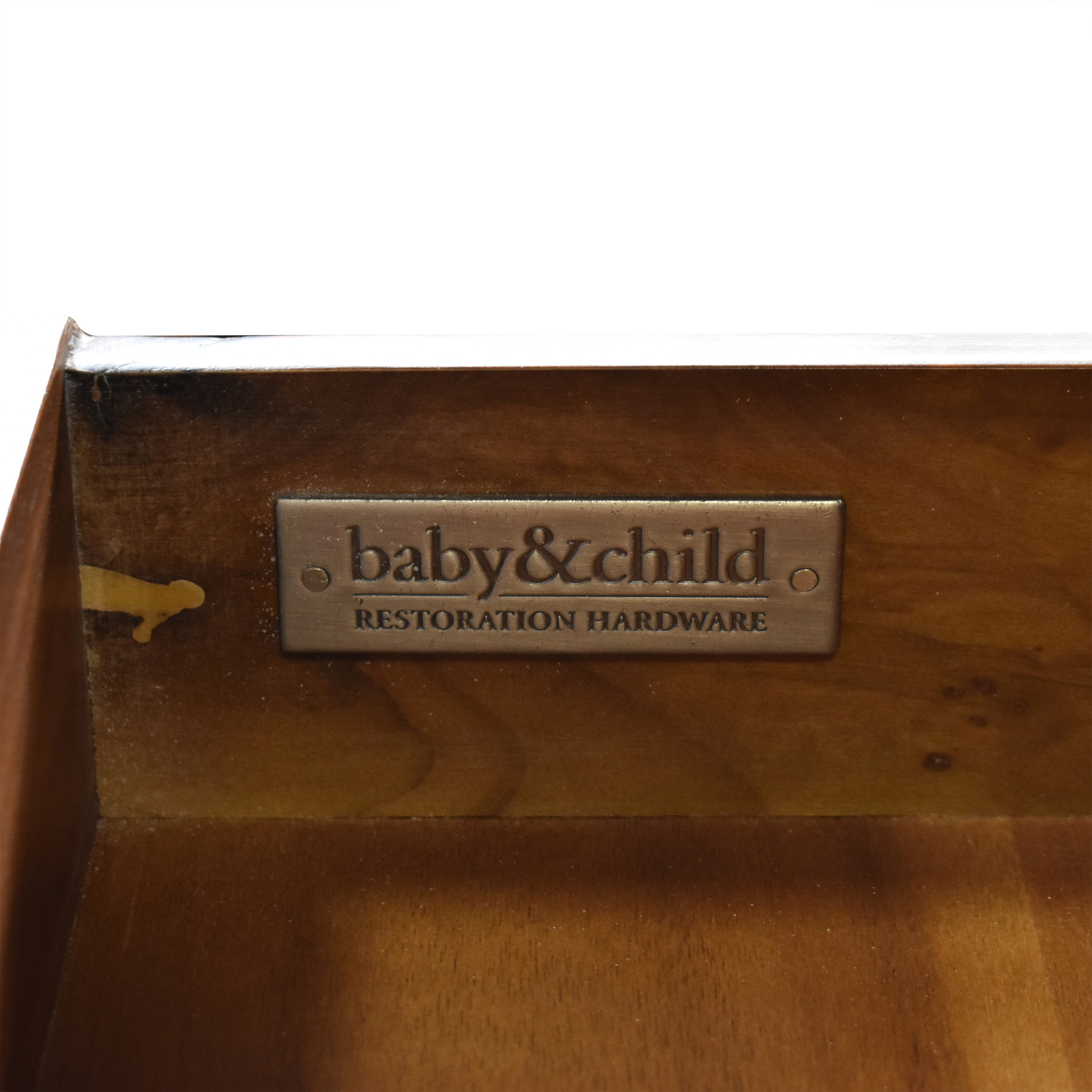 shop RH Baby & Child Marcelle 3-Drawer Nightstand RH Baby & Child End Tables