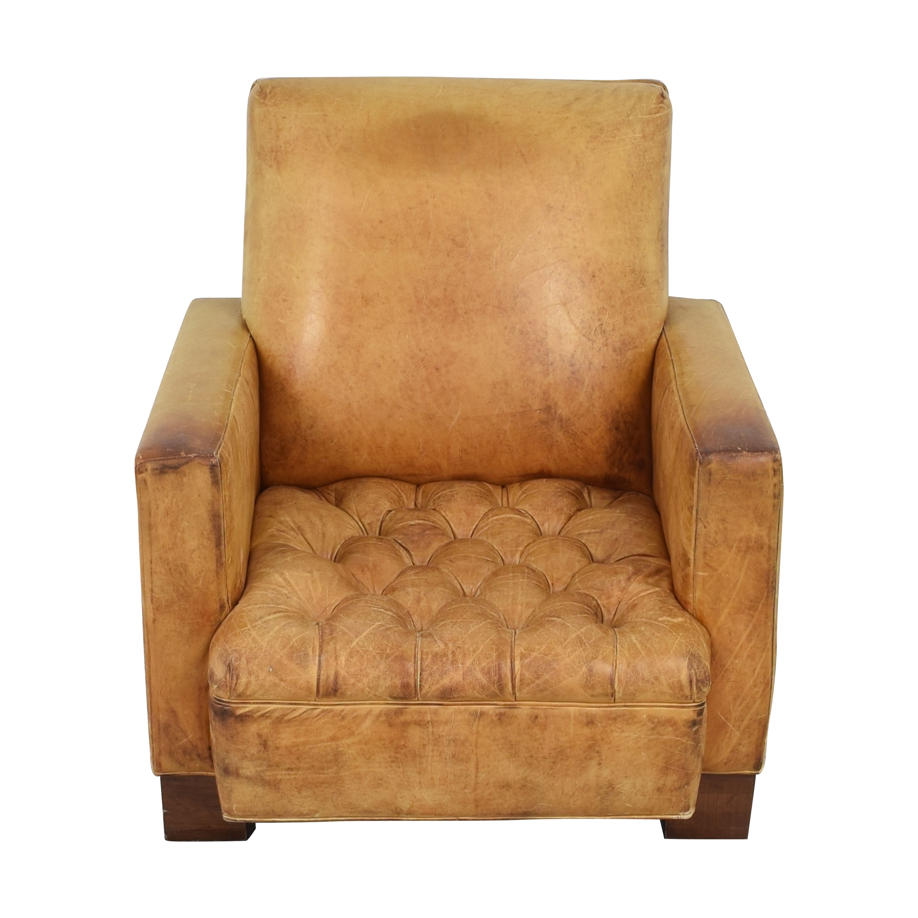 ABC Carpet & Home ABC Carpet & Home Accent Chair brown