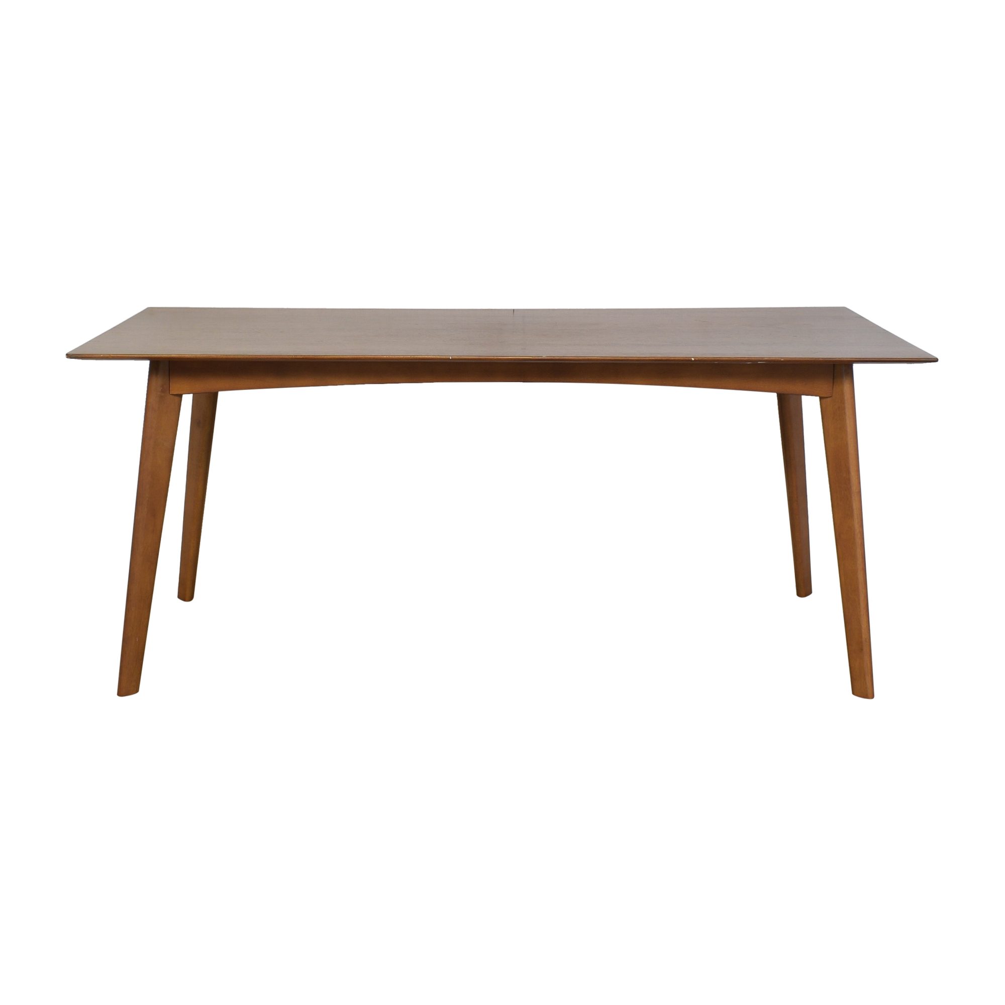 buy World Market Weston Mid Century Dining Table World Market Tables