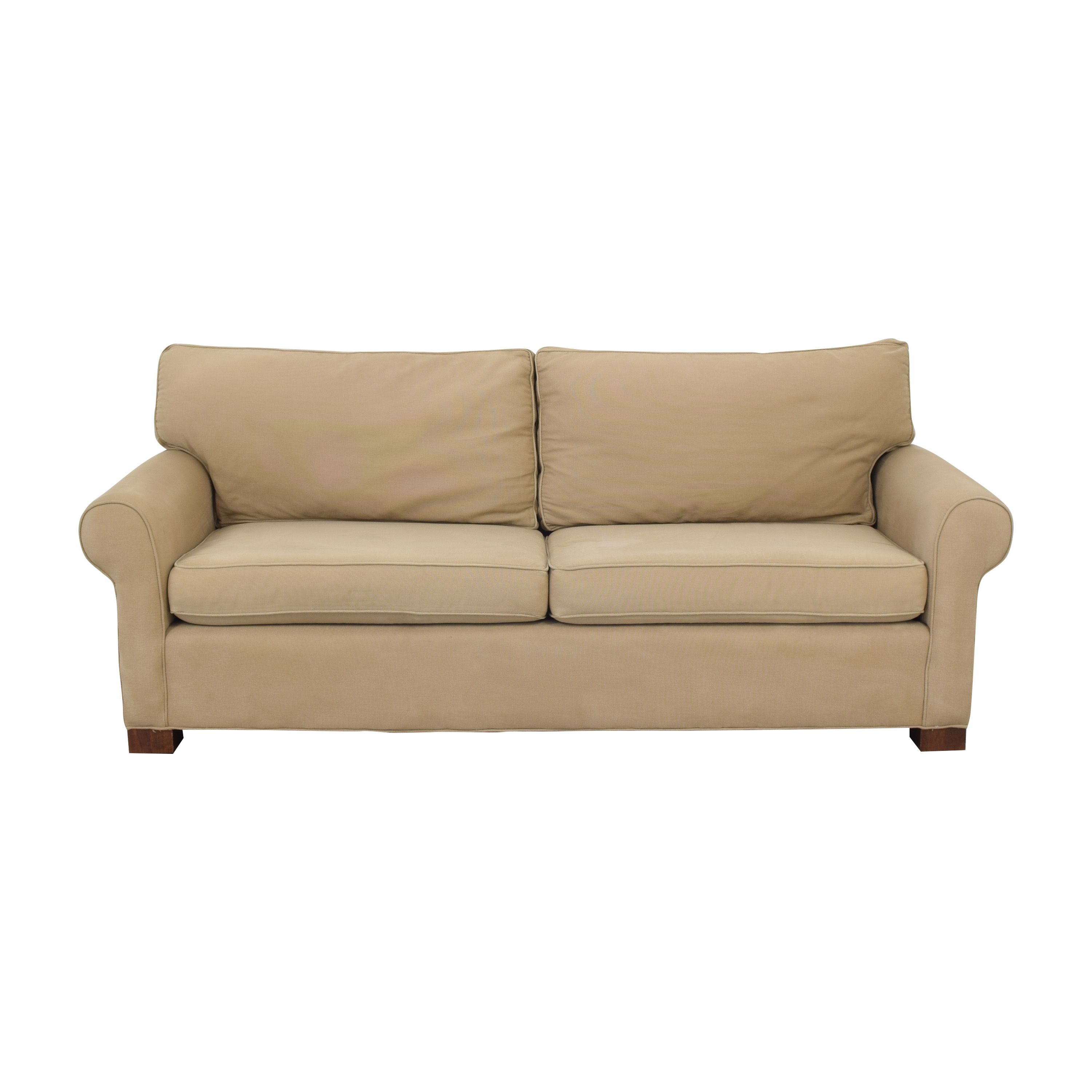 Pottery Barn by Mitchell Gold + Bob Williams Sofa Pottery Barn