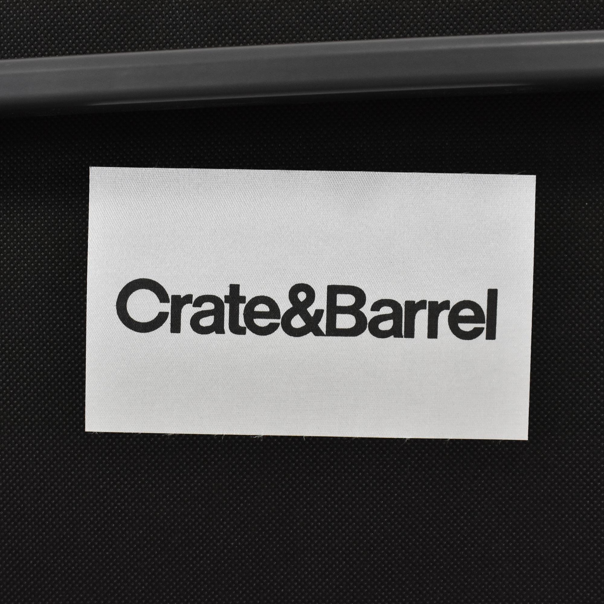 Crate & Barrel Crate & Barrel Specs Chair nyc