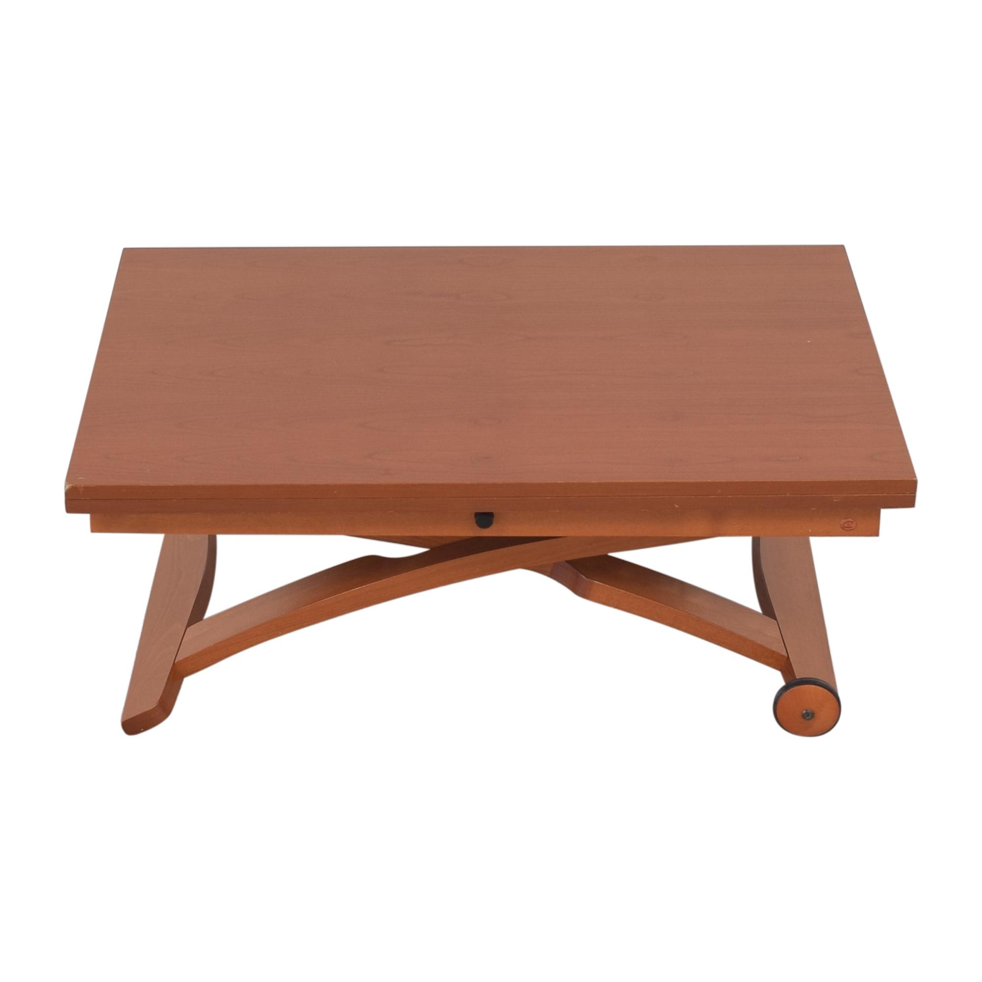Calligaris Calligaris Connubia Multipurpose Extension Table Coffee Tables