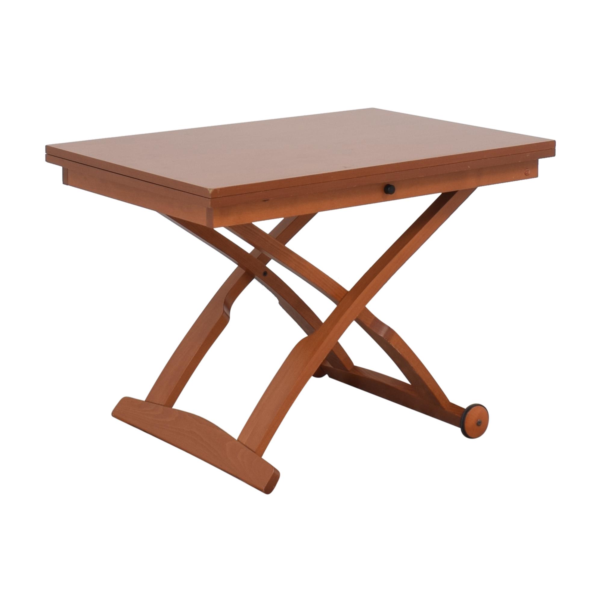 buy Calligaris Connubia Multipurpose Extension Table Calligaris Coffee Tables