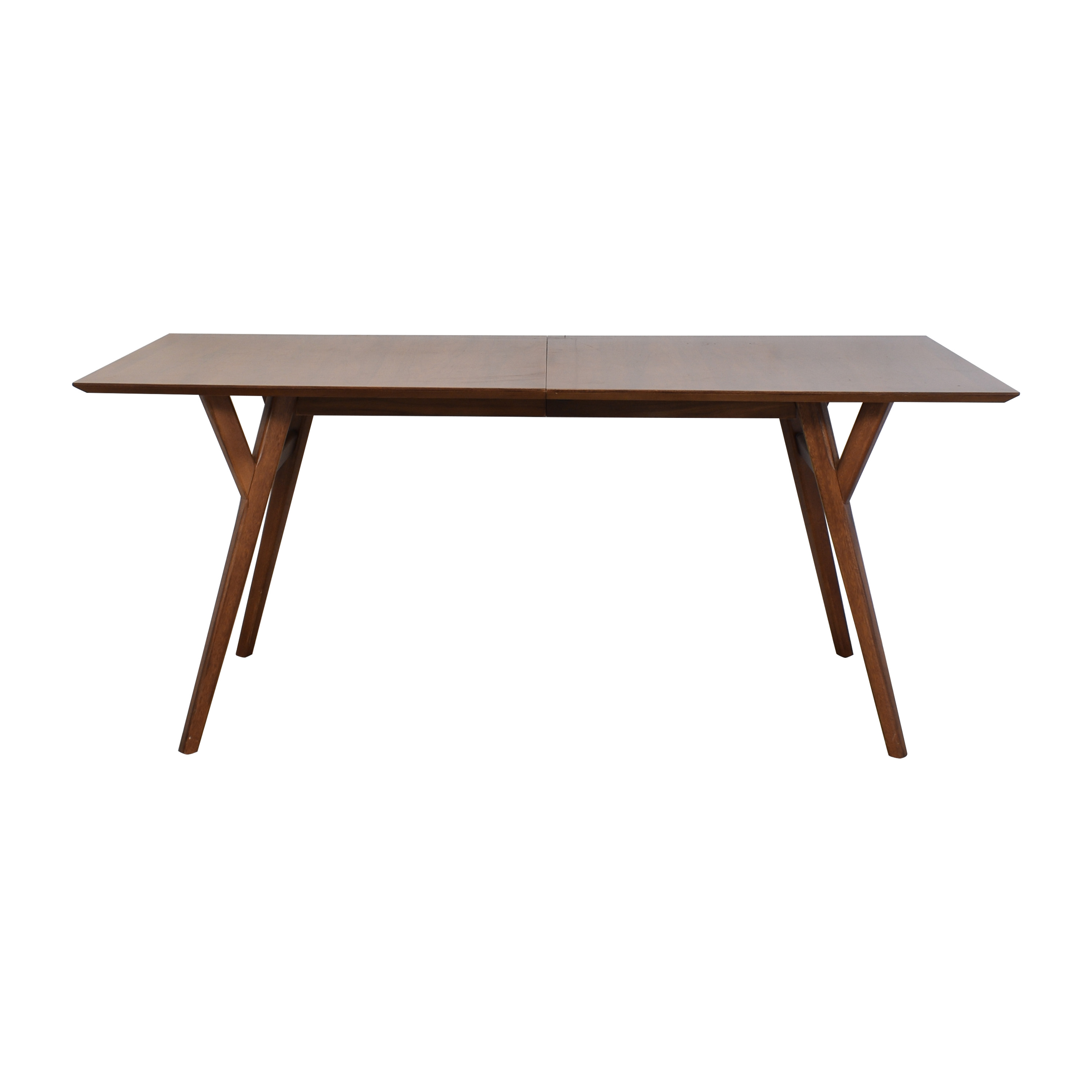 West Elm West Elm Mid-Century Expandable Dining Table Dinner Tables