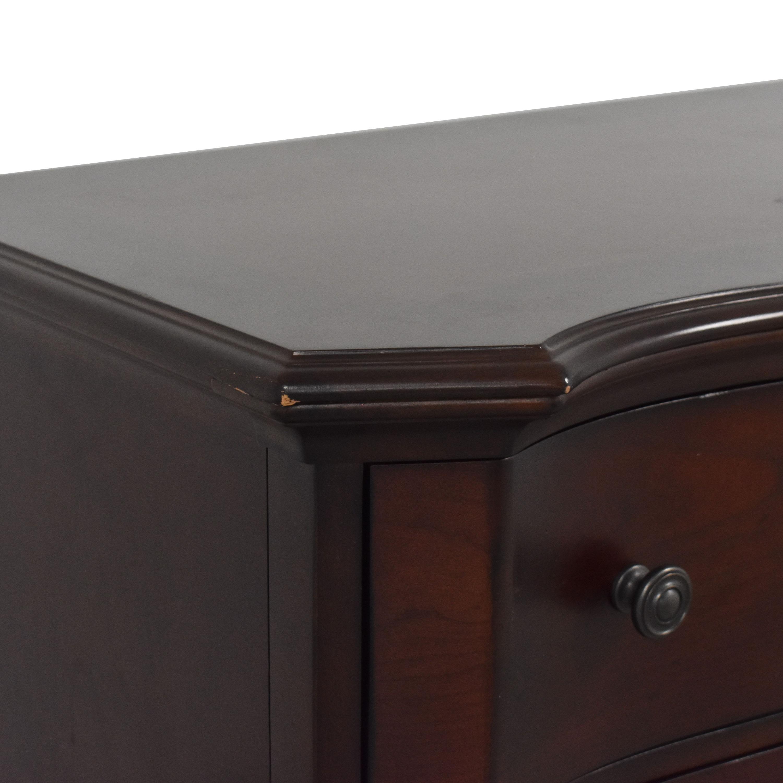 shop Raymour & Flanigan Raymour & Flanigan Eight Drawer Dresser online