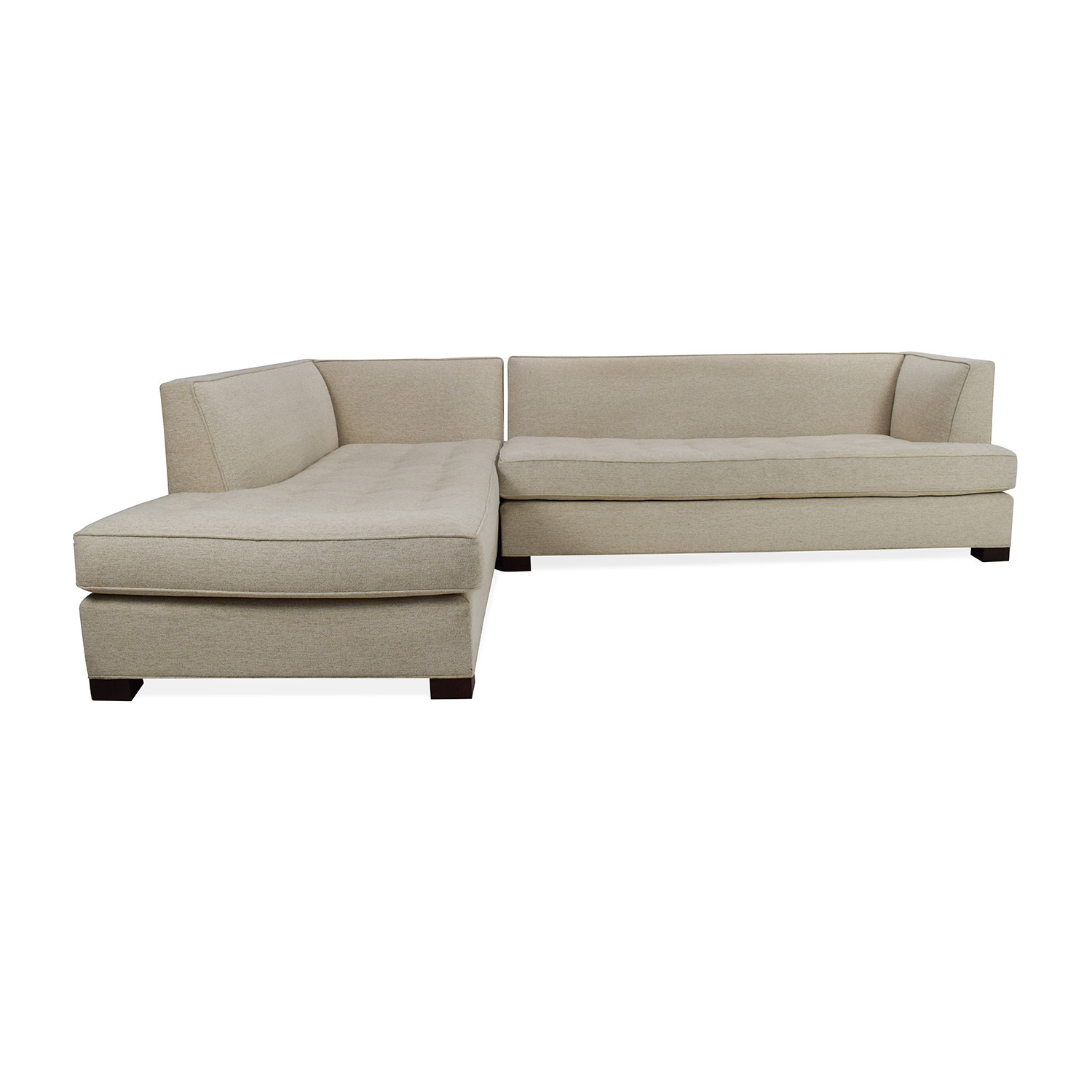 Mitchell Gold + Bob Williams Mitchell Gold + Bob Williams Jordan Sectional for sale