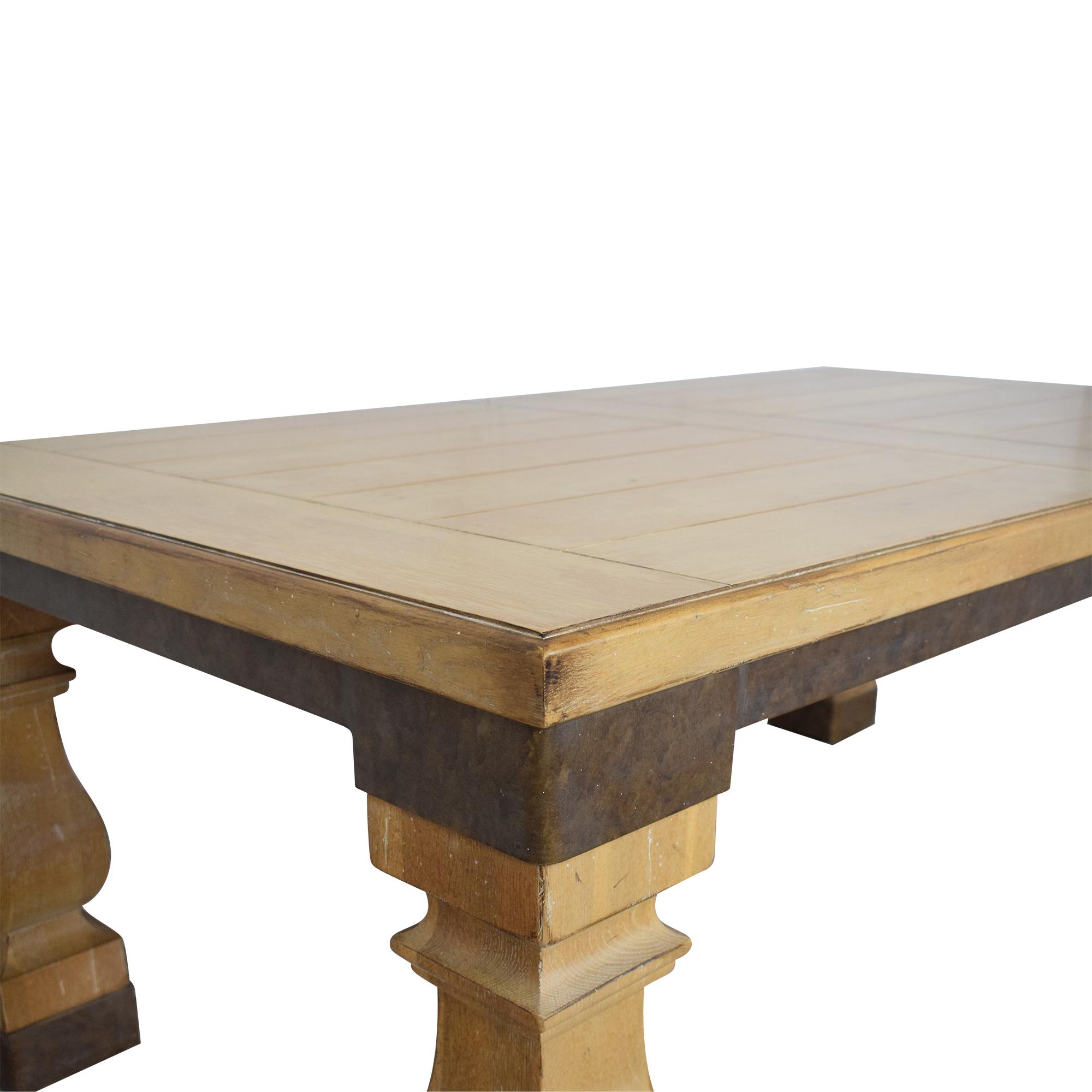 Drexel Heritage Drexel Extendable Dinner Table Dinner Tables