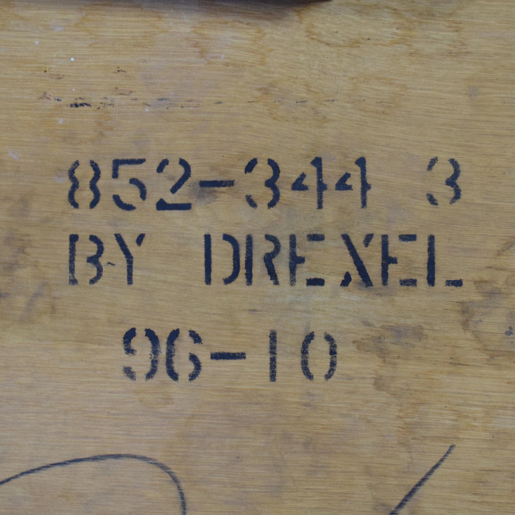 shop Drexel Extendable Dinner Table Drexel Heritage Tables