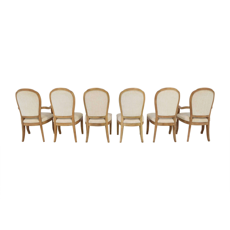 Drexel Heritage Drexel Heritage Dining Chairs pa