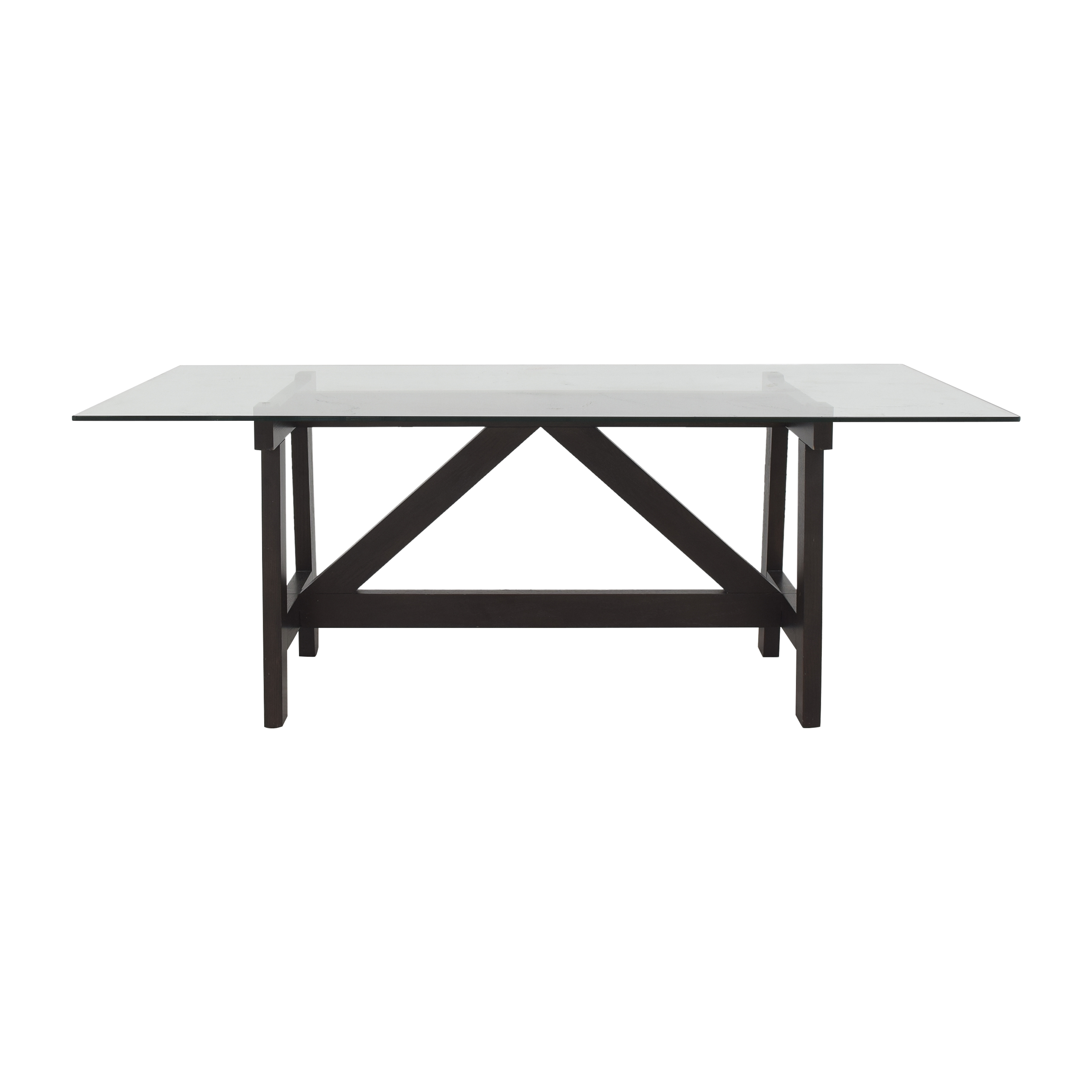 shop  Glass Top Dining Table online