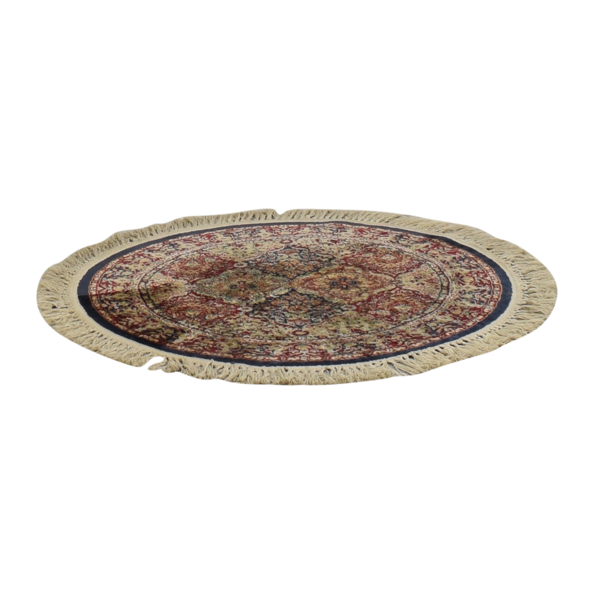 shop  Tasseled Round Rug online