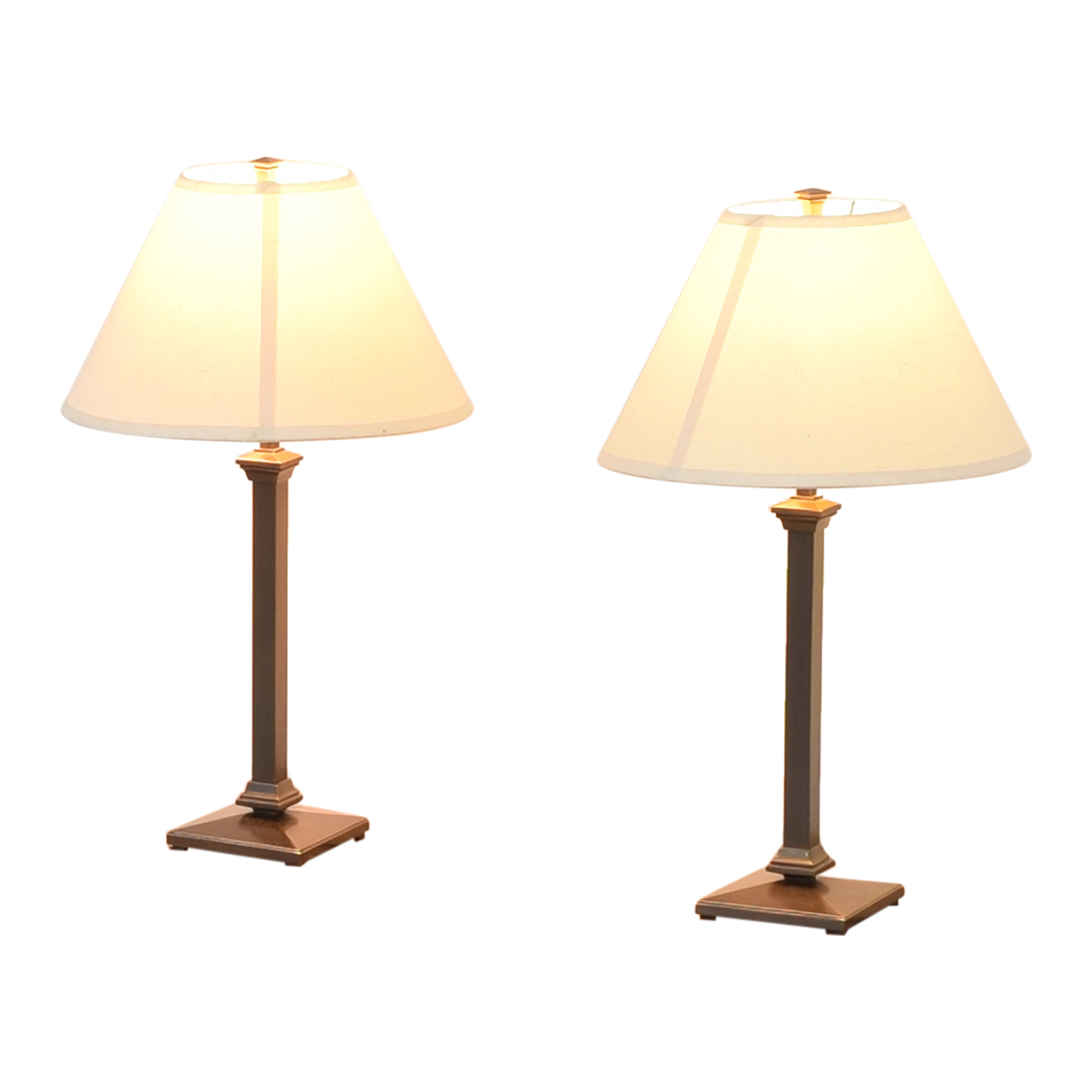 Restoration Hardware Restoration Hardware Small Table Lamps ma