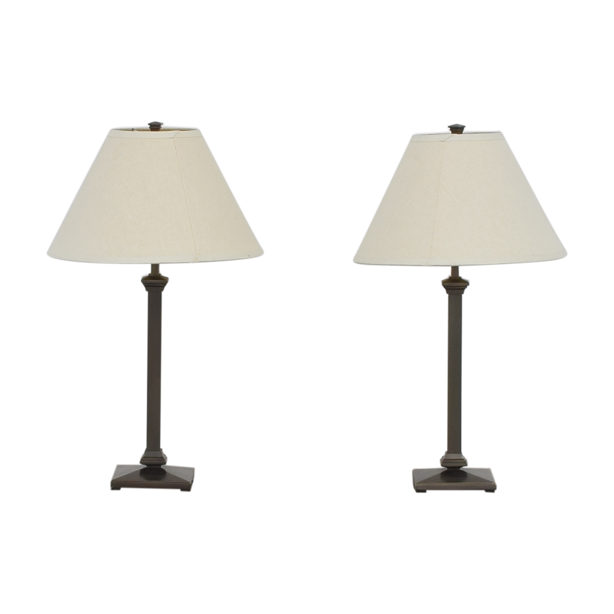 Restoration Hardware Restoration Hardware Small Table Lamps coupon