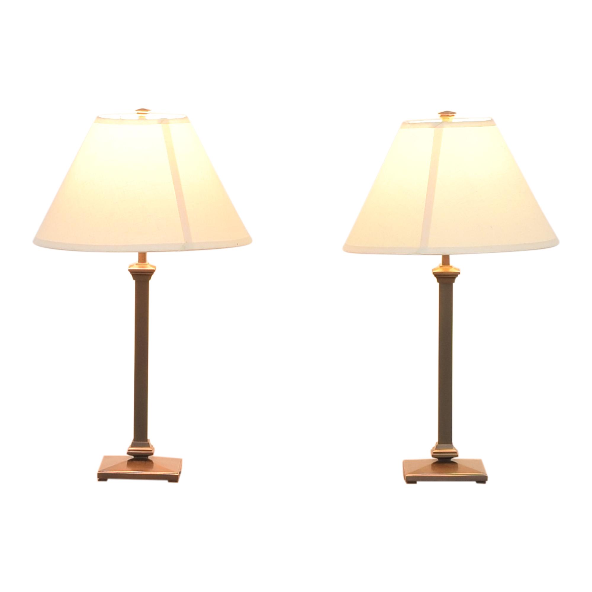 Restoration Hardware Small Table Lamps Restoration Hardware