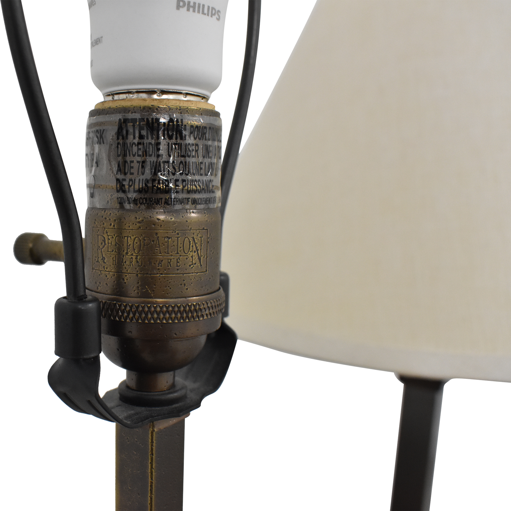 Restoration Hardware Restoration Hardware Small Table Lamps for sale