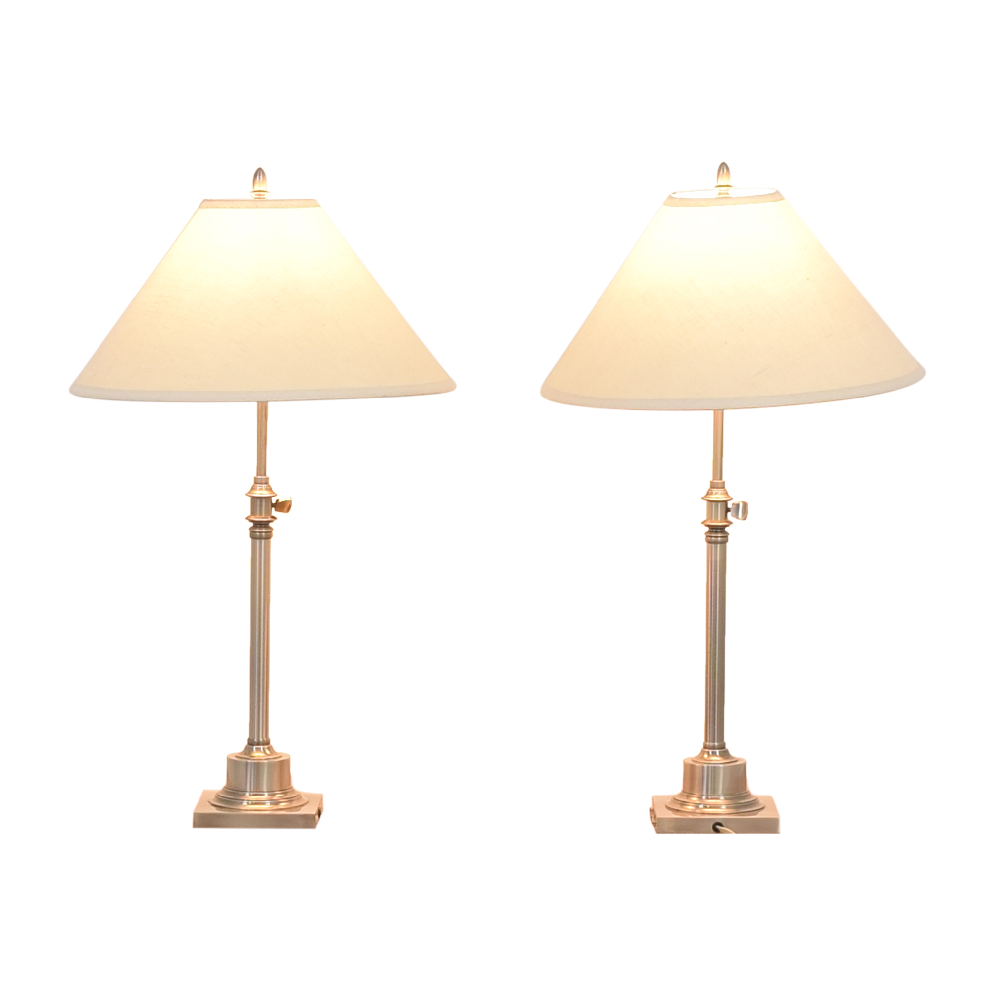 Restoration Hardware Restoration Hardware Adjustable Table Lamps coupon