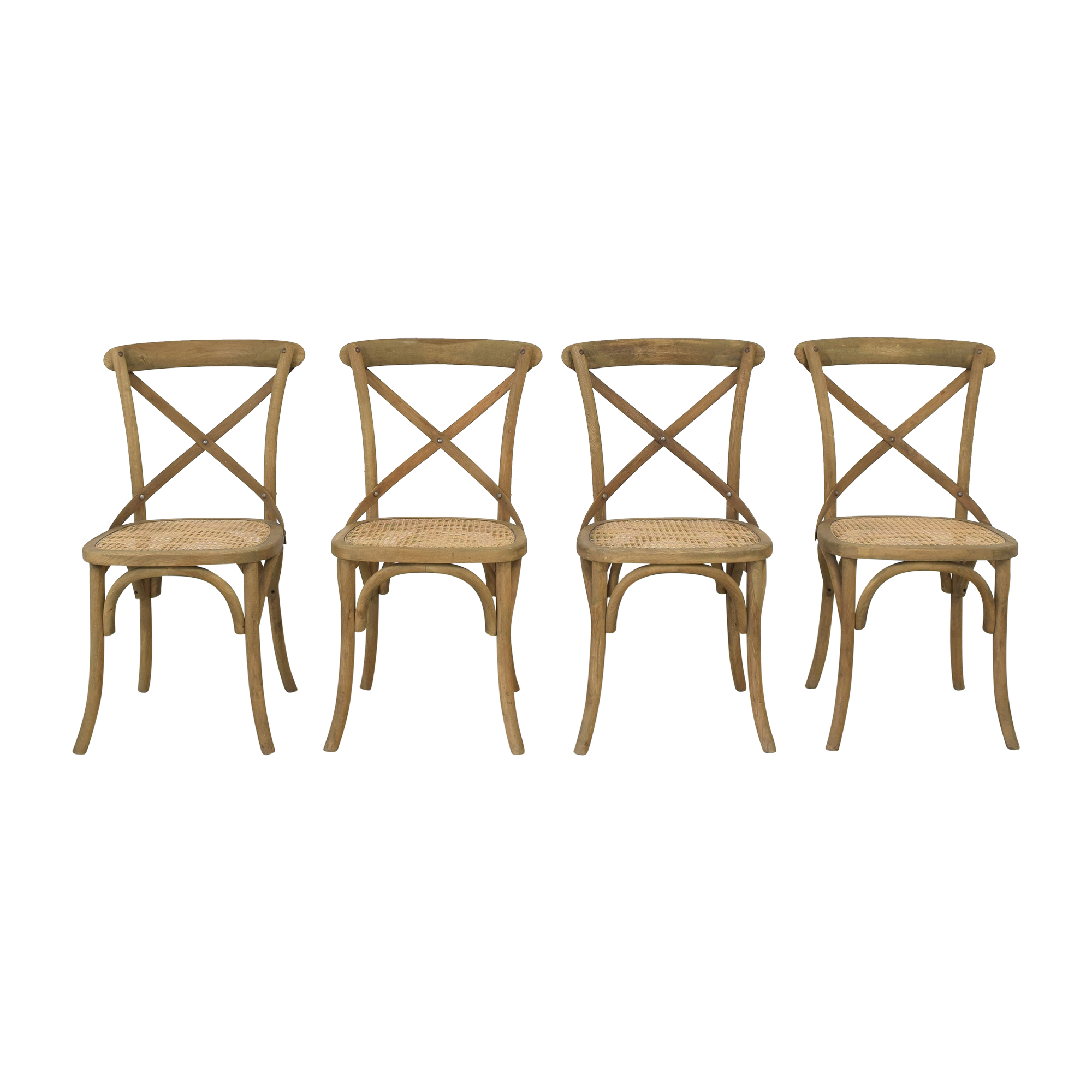 Restoration Hardware Madeleine Side Chairs Restoration Hardware