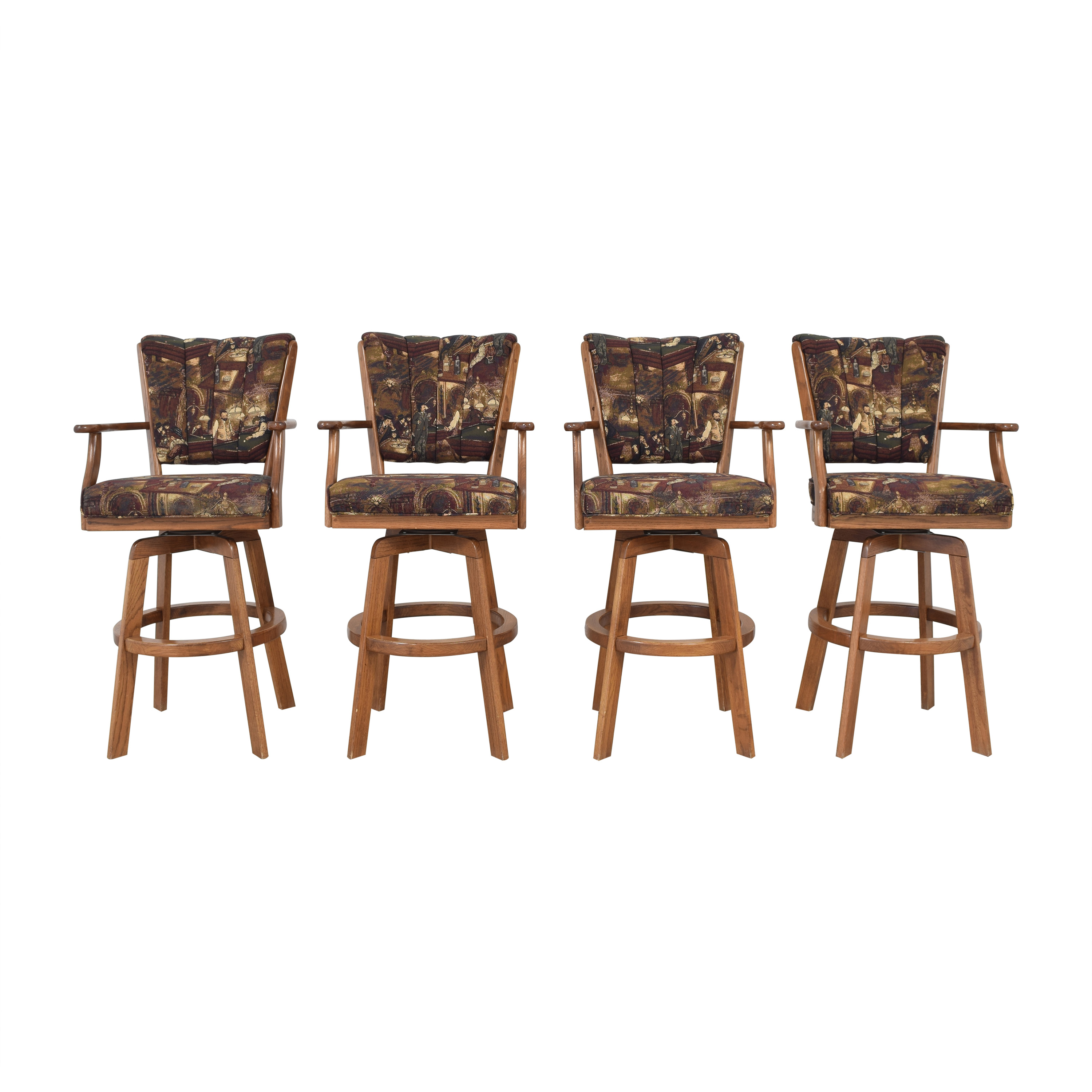 Billiard Bar Stools on sale