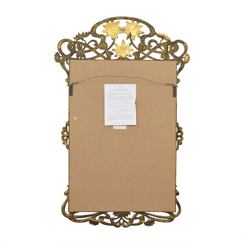 Carvers' Guild Carvers Guild Custom Sunflower Mirror discount