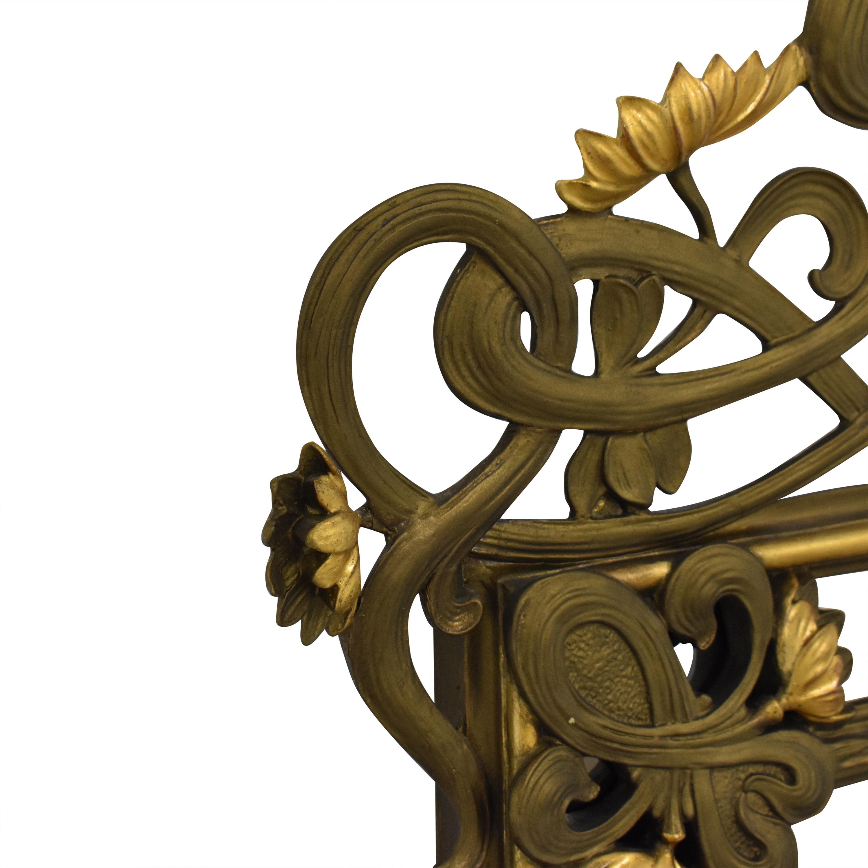 Carvers' Guild Carvers Guild Custom Sunflower Mirror used