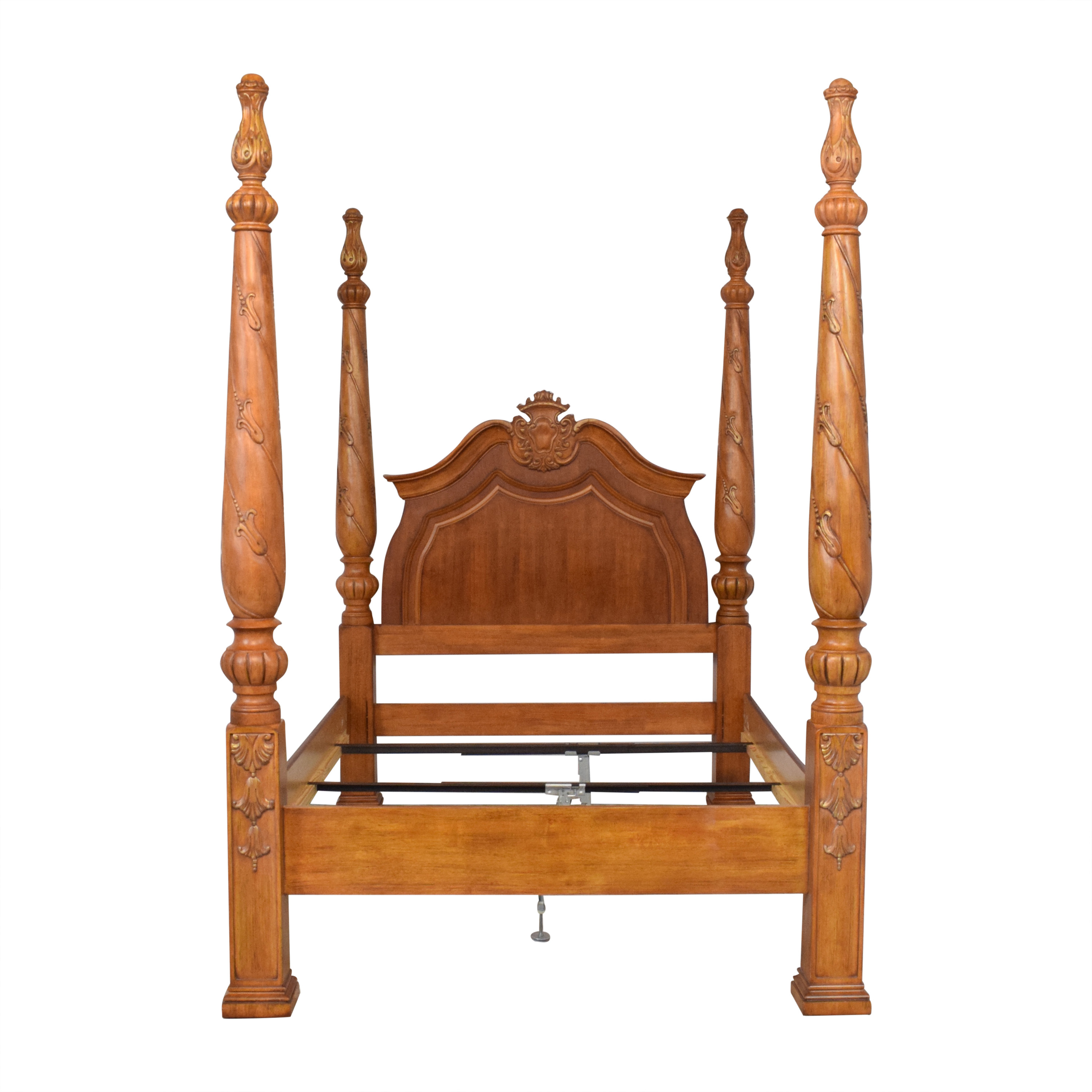 buy Four Poster Queen Bed